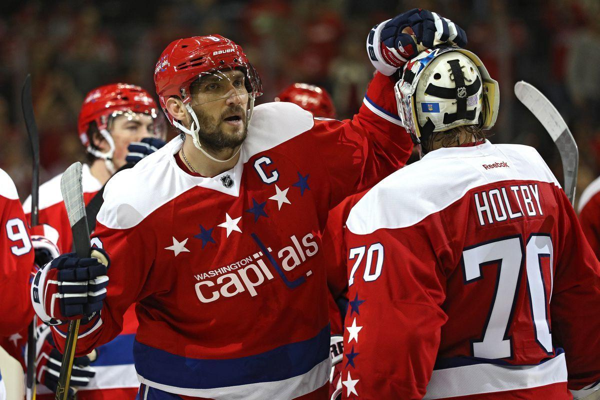 Alex Ovechkin and Braden Holtby Named to 2017 All