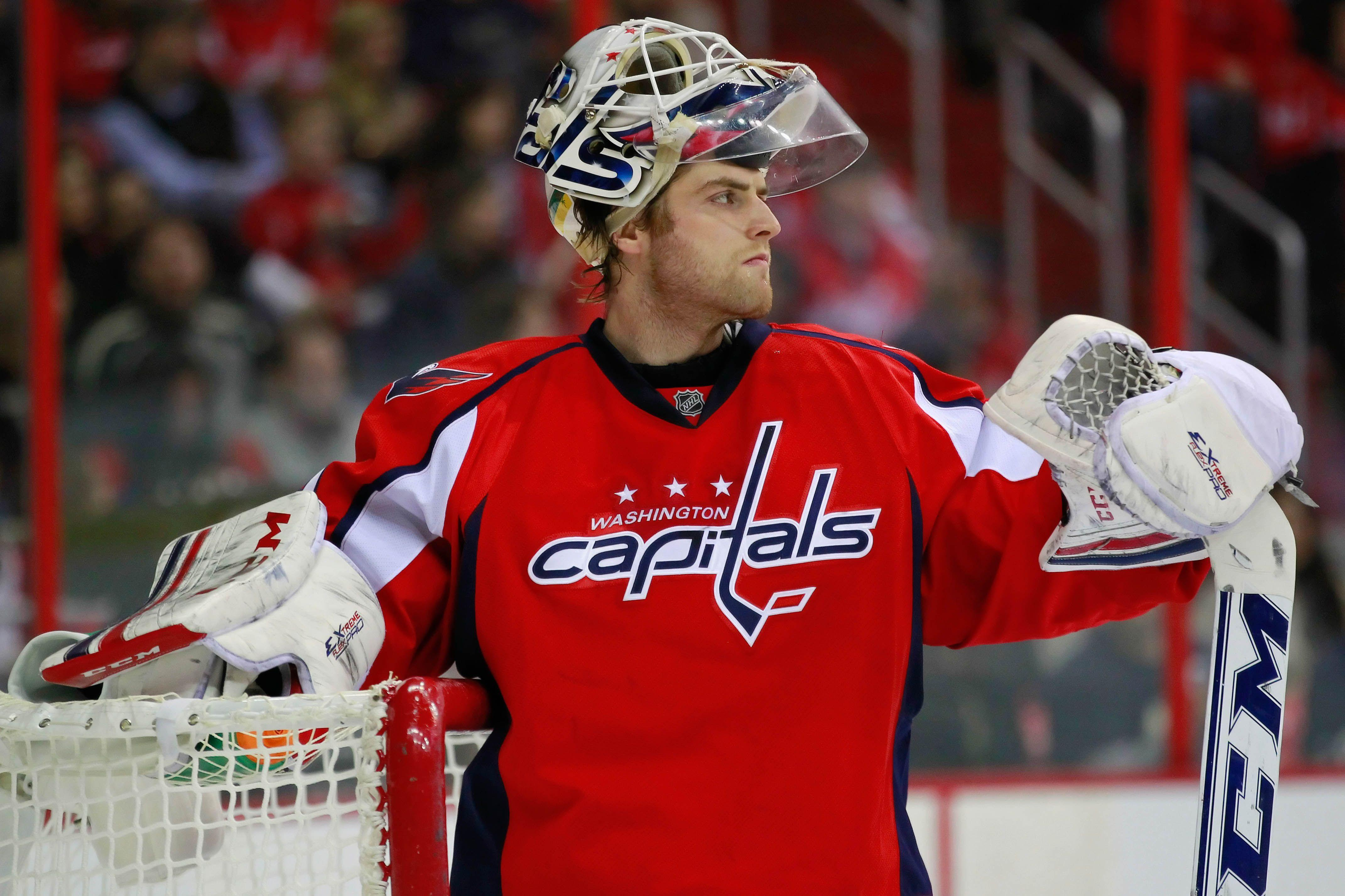Braden Holtby Free HD Wallpapers Image Backgrounds