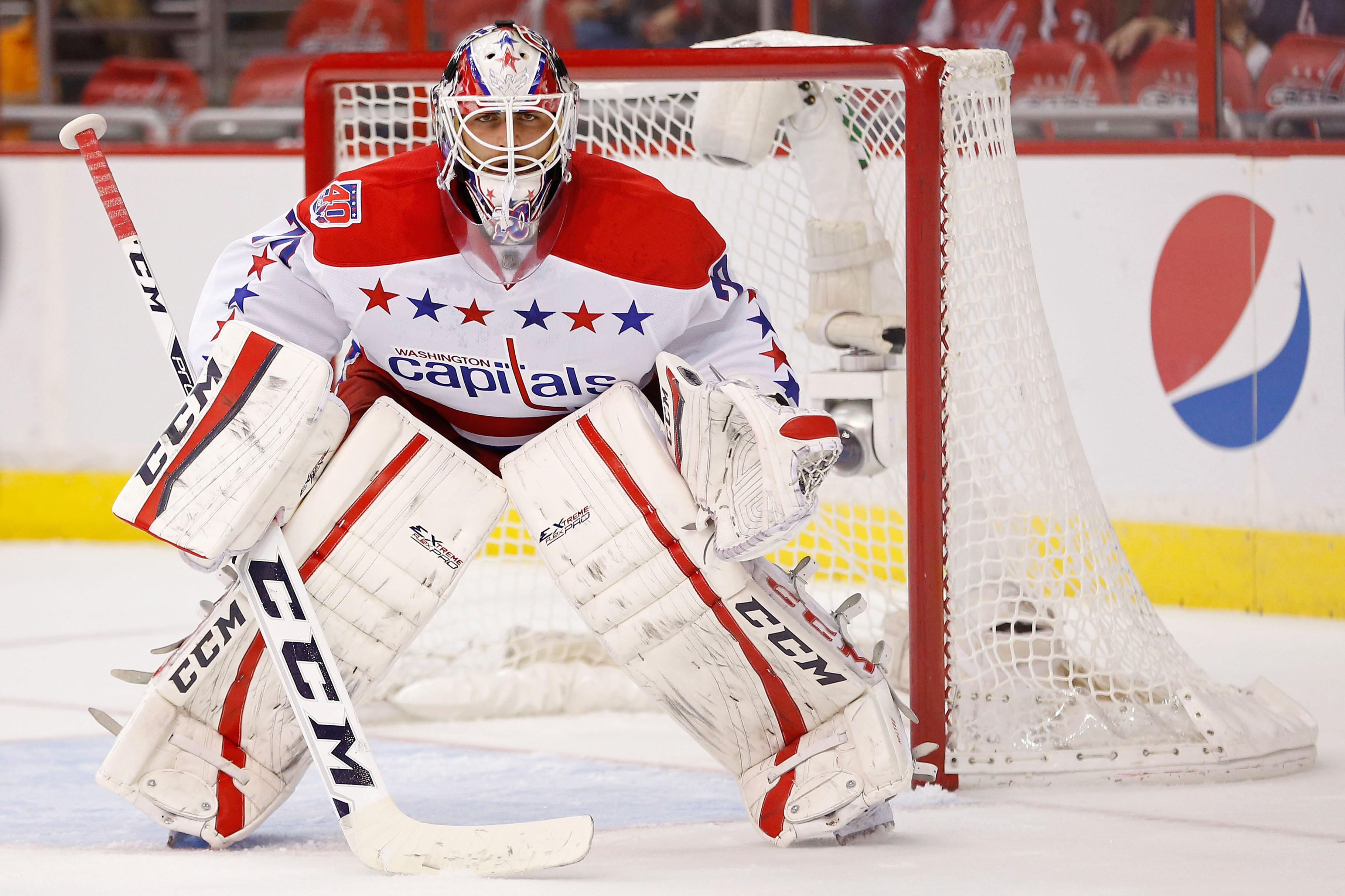 Braden Holtby looks to continue hot streak