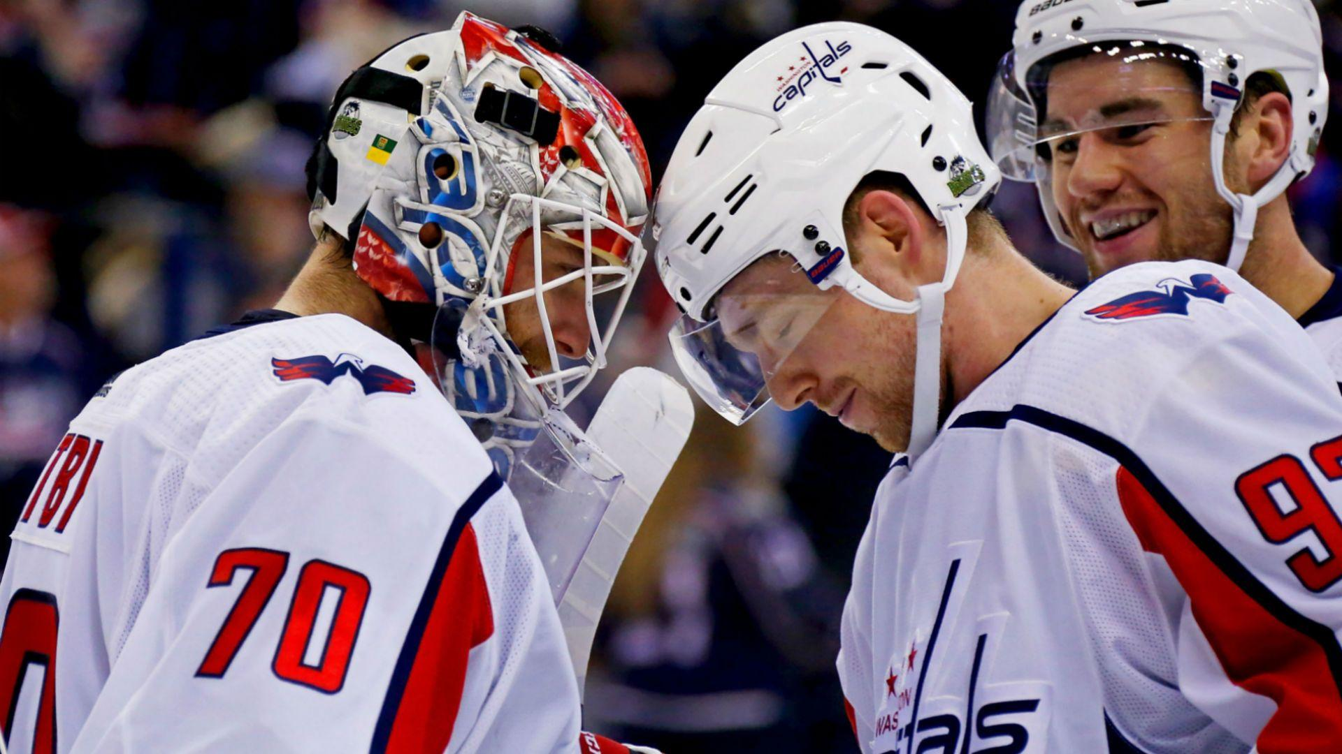 NHL playoffs 2018: Braden Holtby bounces back from benching as
