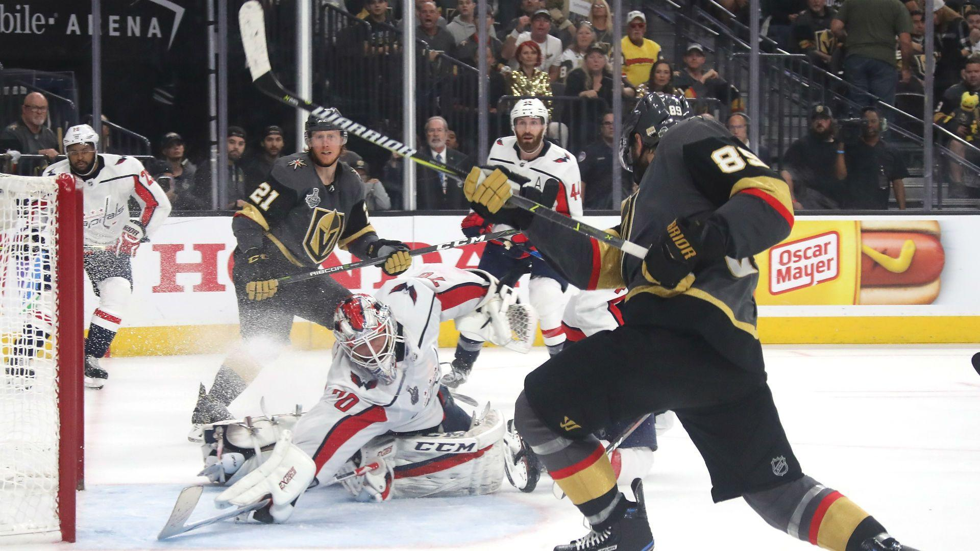 Stanley Cup Final 2018: Capitals' Braden Holtby makes ridiculous