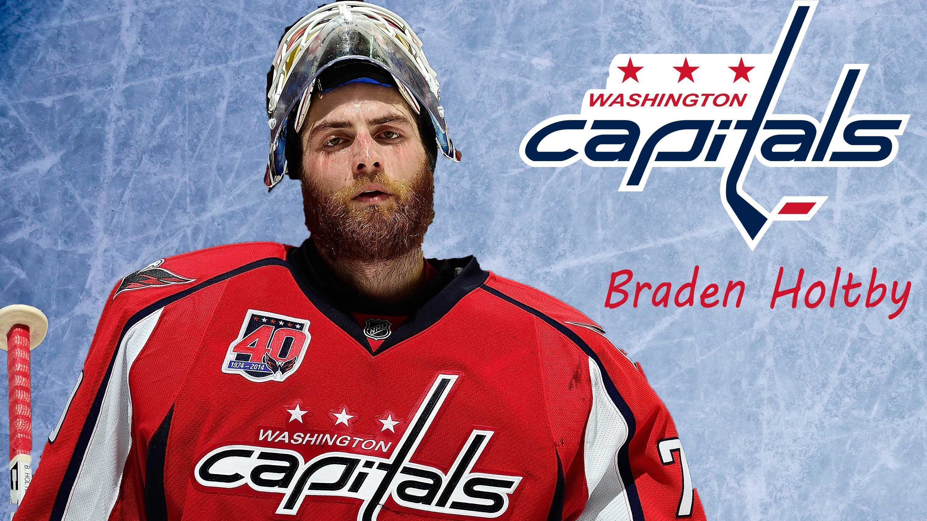 Braden Holtby Wallpapers