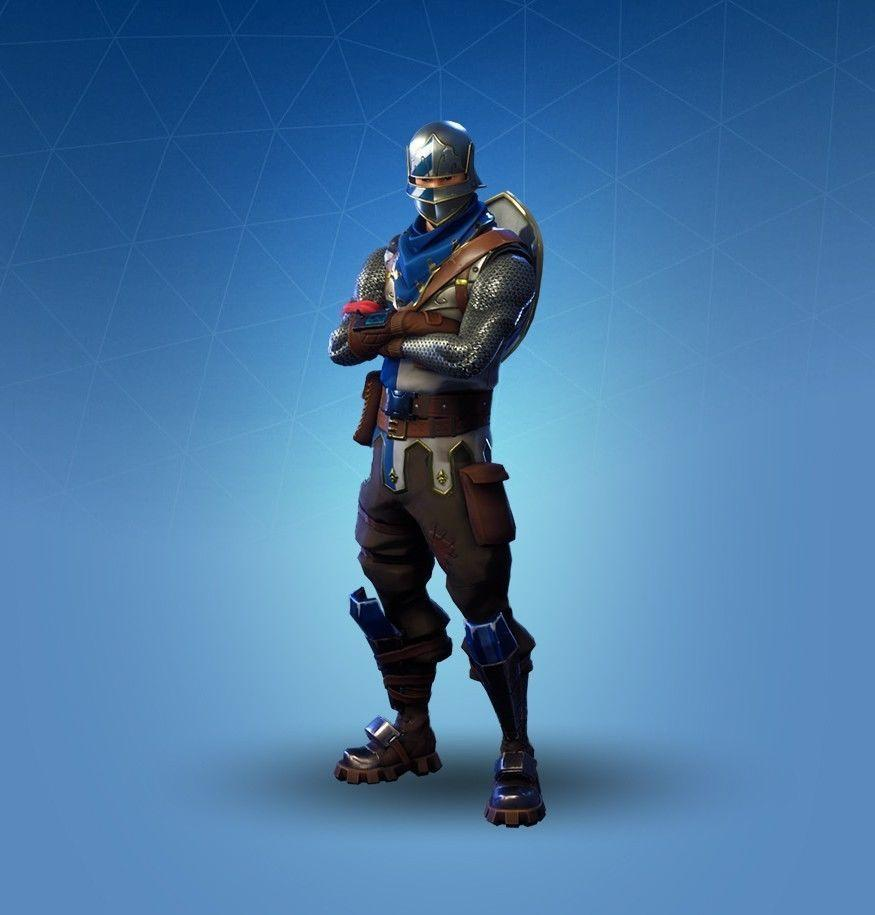Fortnite Season 2 Account {BLUE SQUIRE + ROYALE KNIGHT} OG Skins ...