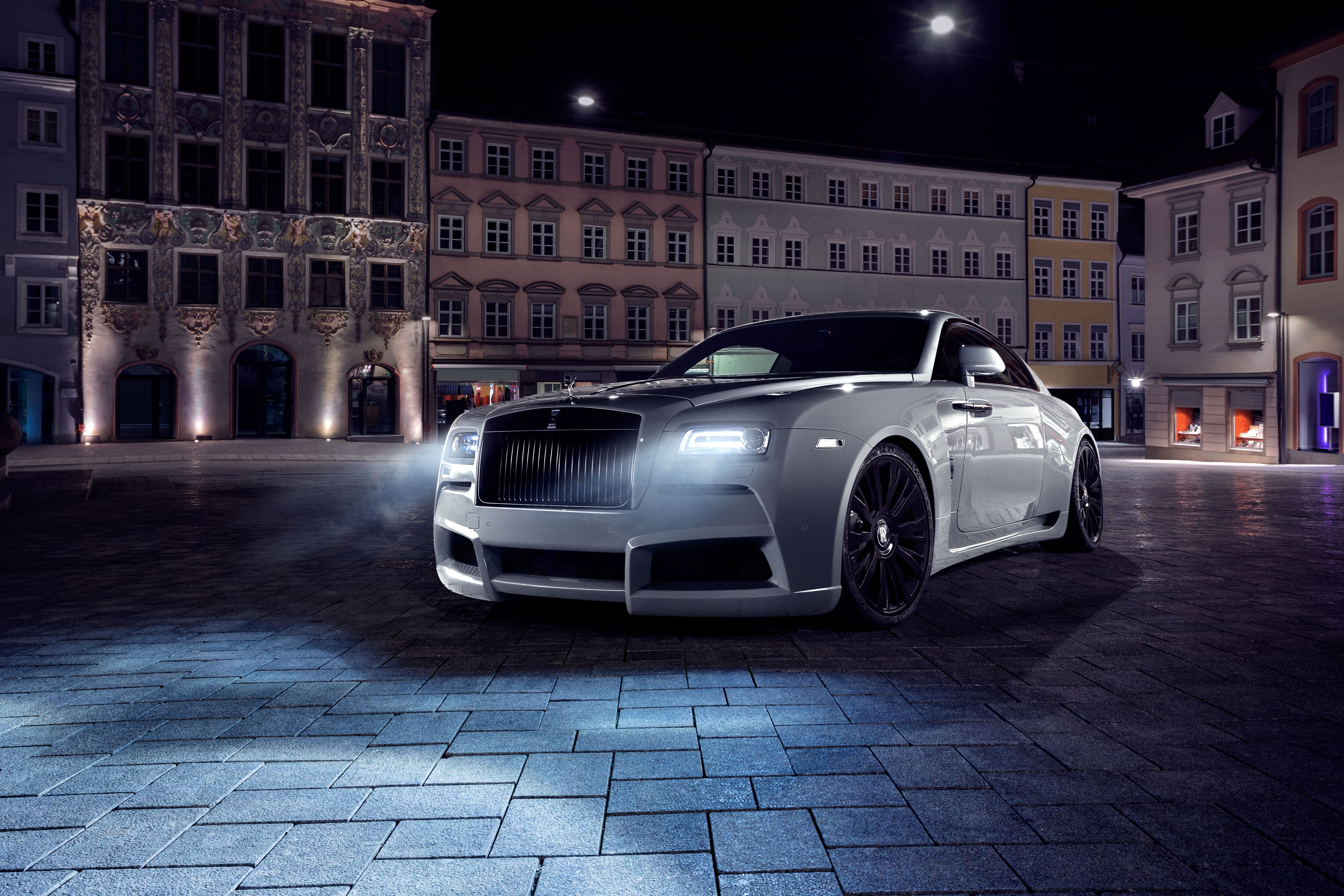 Rolls Royce Wraith Wallpapers Wallpaper Cave