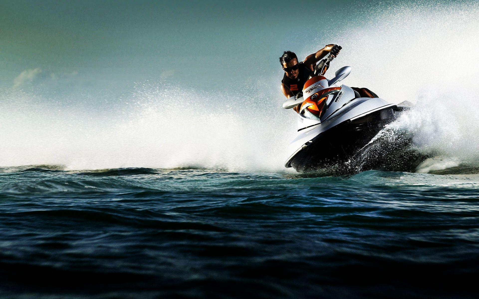 Jet Ski Wallpapers Wallpaper Cave
