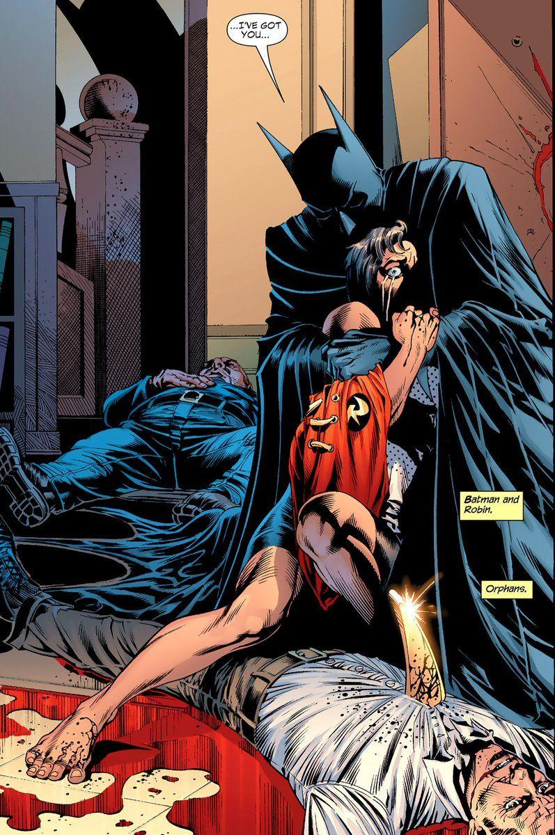best of tim drake on Twitter: Tim reacting to the deaths of people