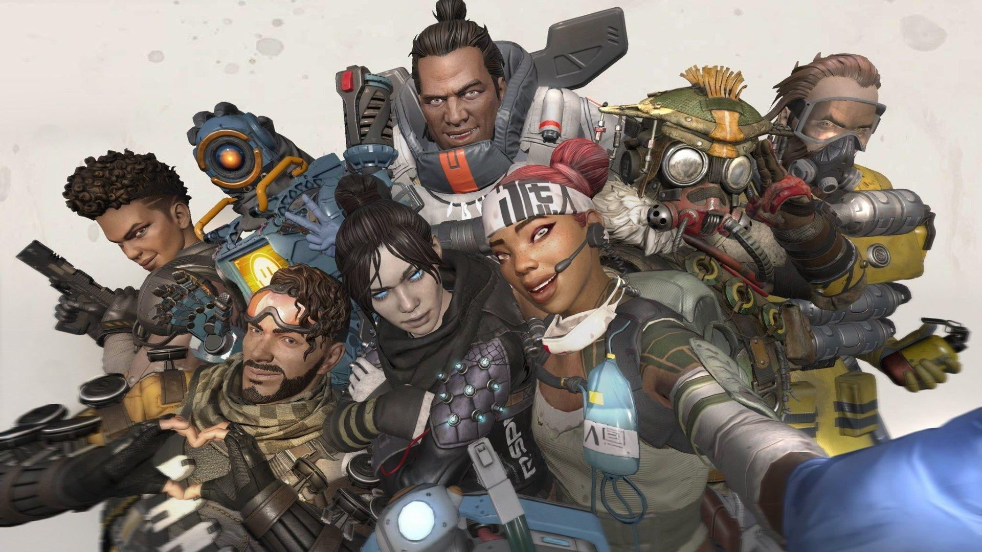 Top 13 Apex Legends Wallpapers in Full HD and 4K