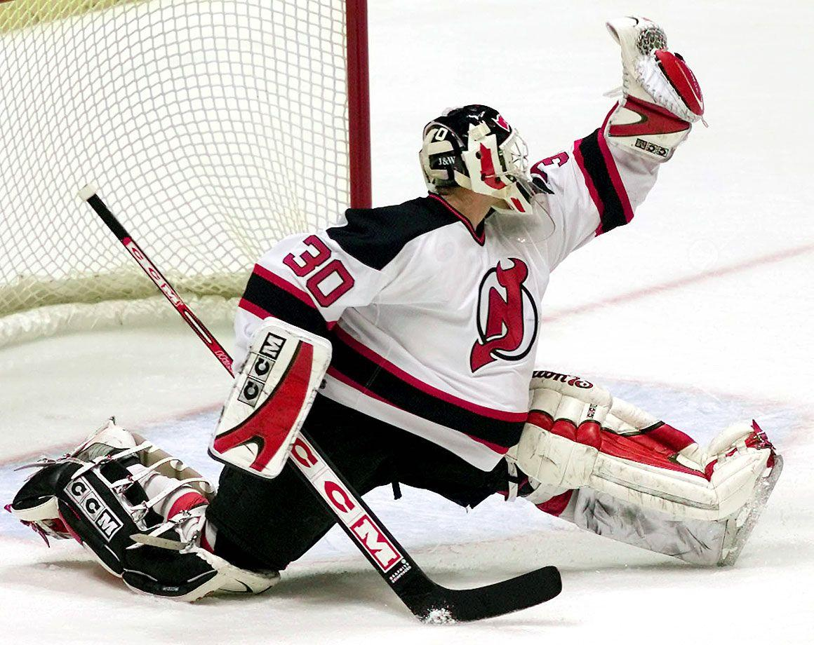 Martin Brodeur SI Vault classic story by Michael Farber