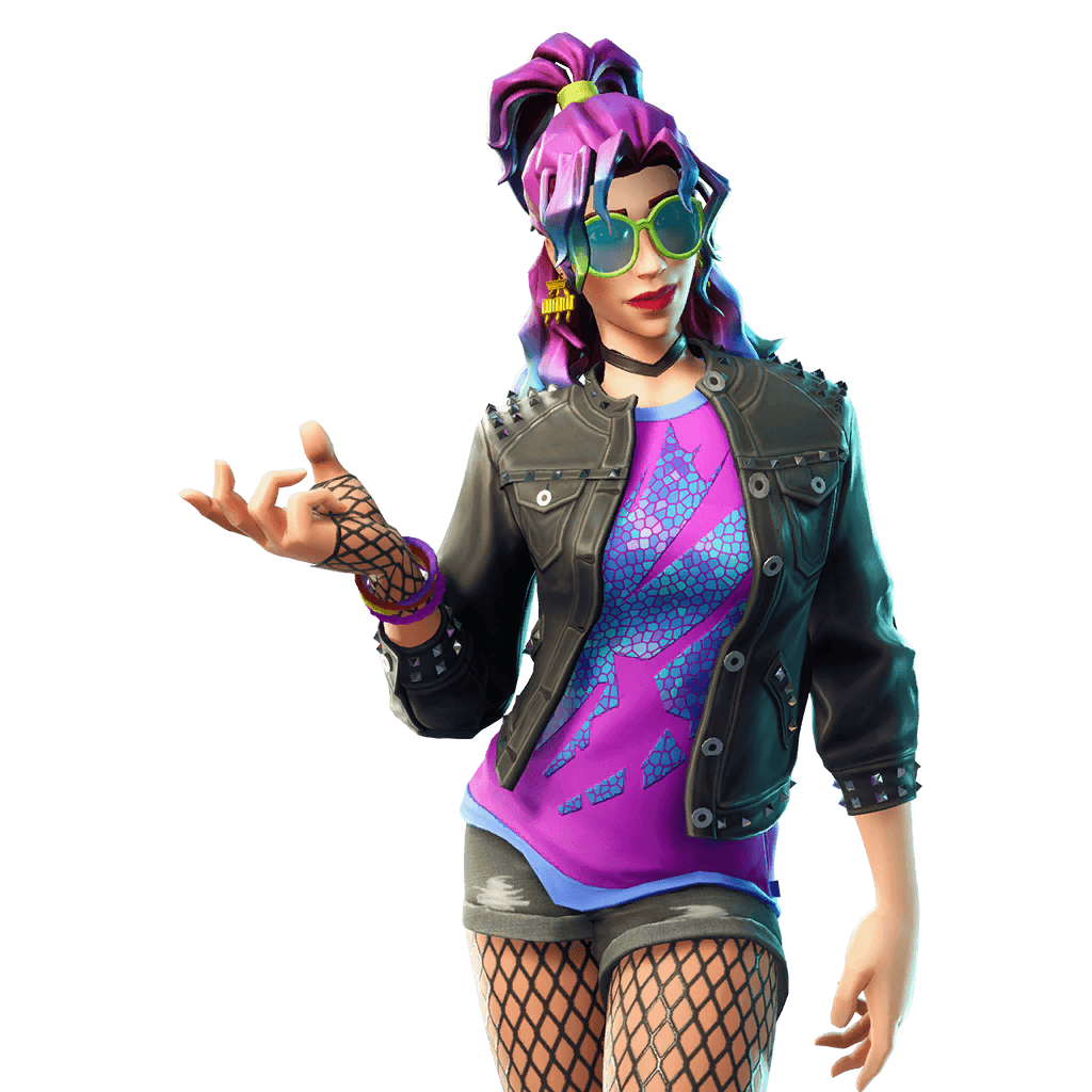 Fortnite Synth Star | Outfits - Fortnite Skins