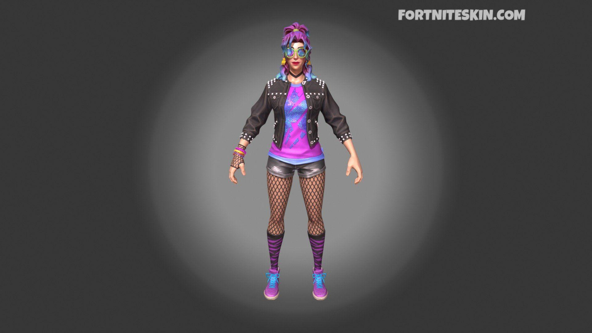 3D models tagged fortnite-synth-star-outfit - Sketchfab