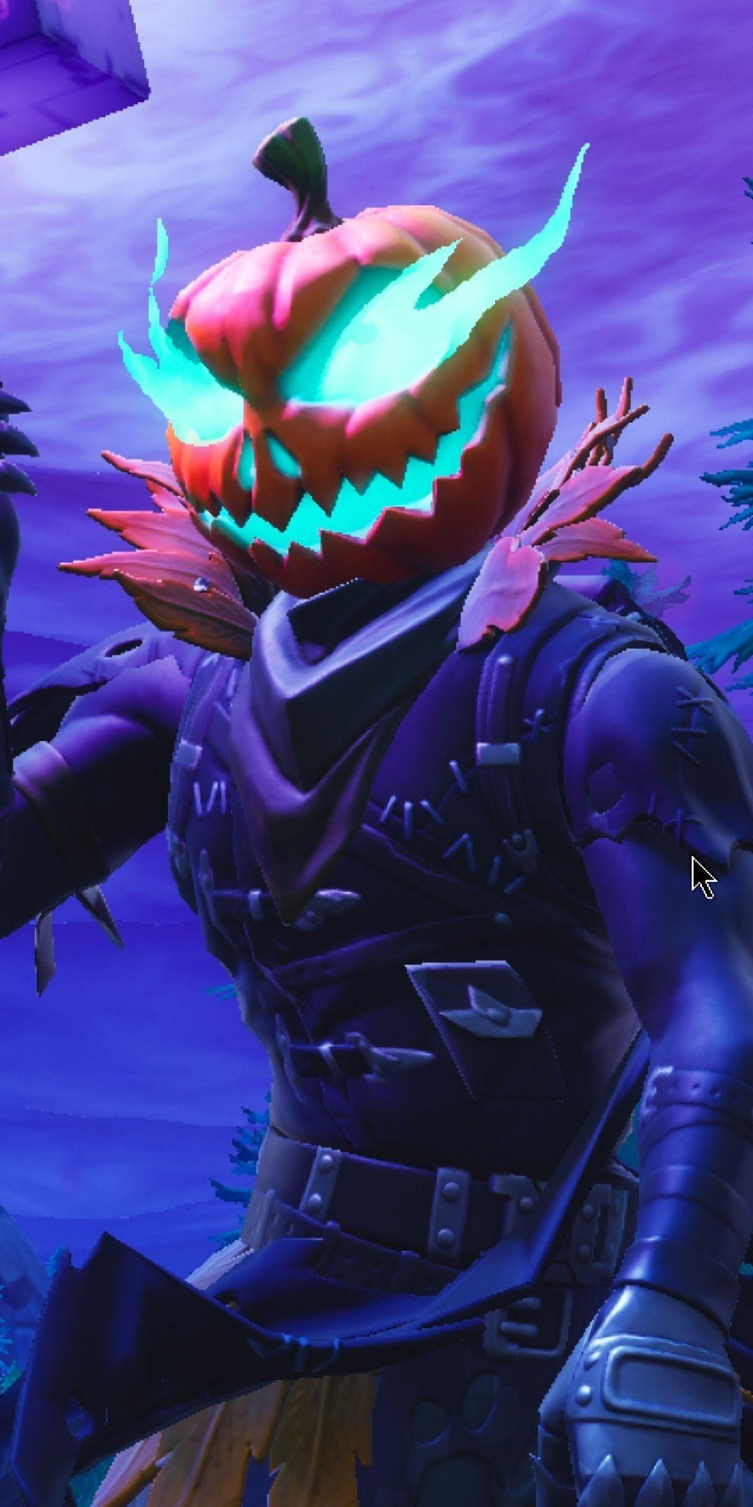 Hollowhead, video game, 2018, Fortnite Battle Royale, 1080x2160 ...