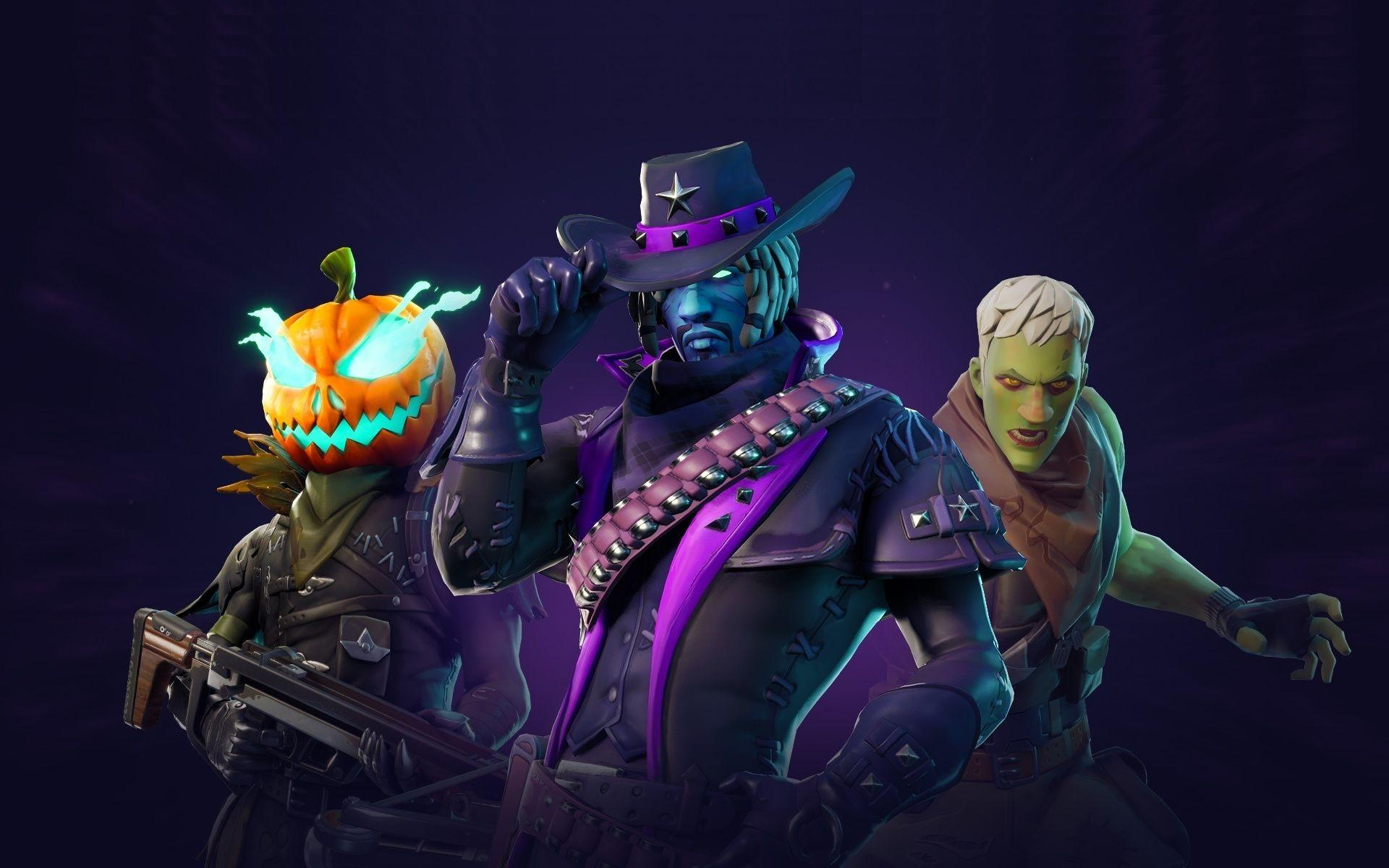 Download wallpapers Hollowhead, Deadfire, Fortnitemares, Fortnite ...