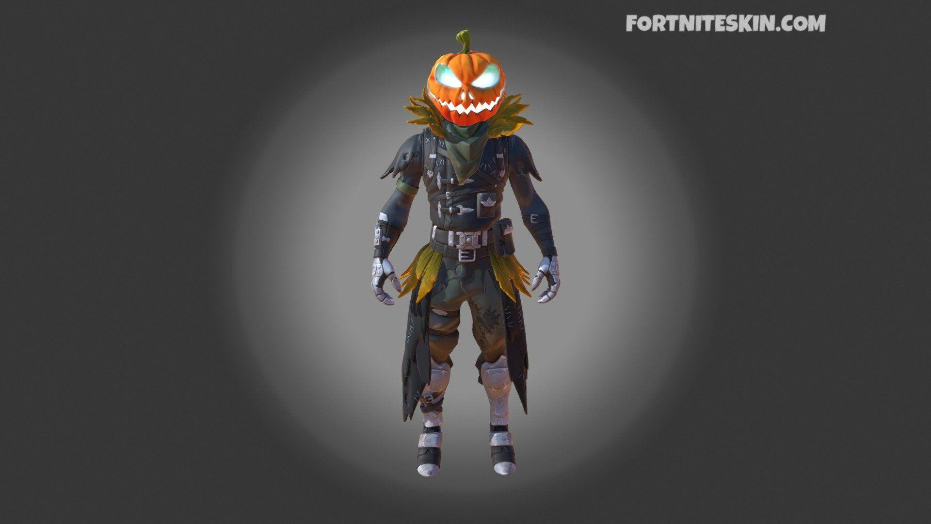 3D models tagged fortnite-hollowhead-outfit - Sketchfab
