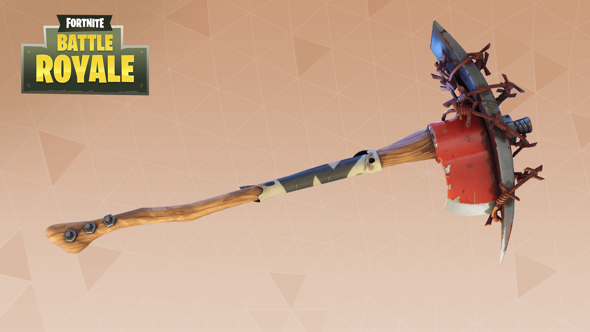 Raider's Revenge Fortnite Pickaxe