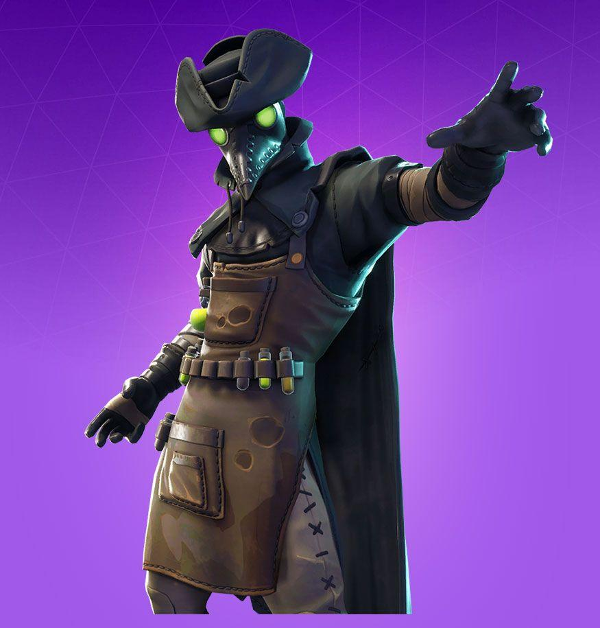 Fortnite Plague Skin - Pro Game Guides