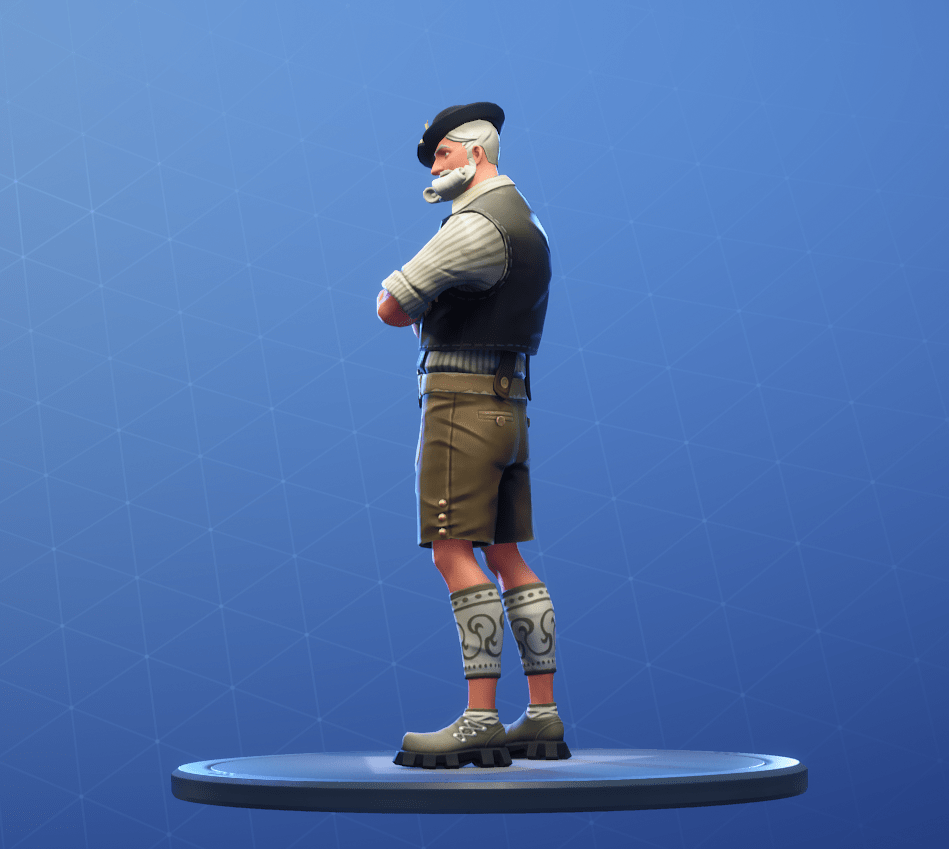 Fortnite Ludwig