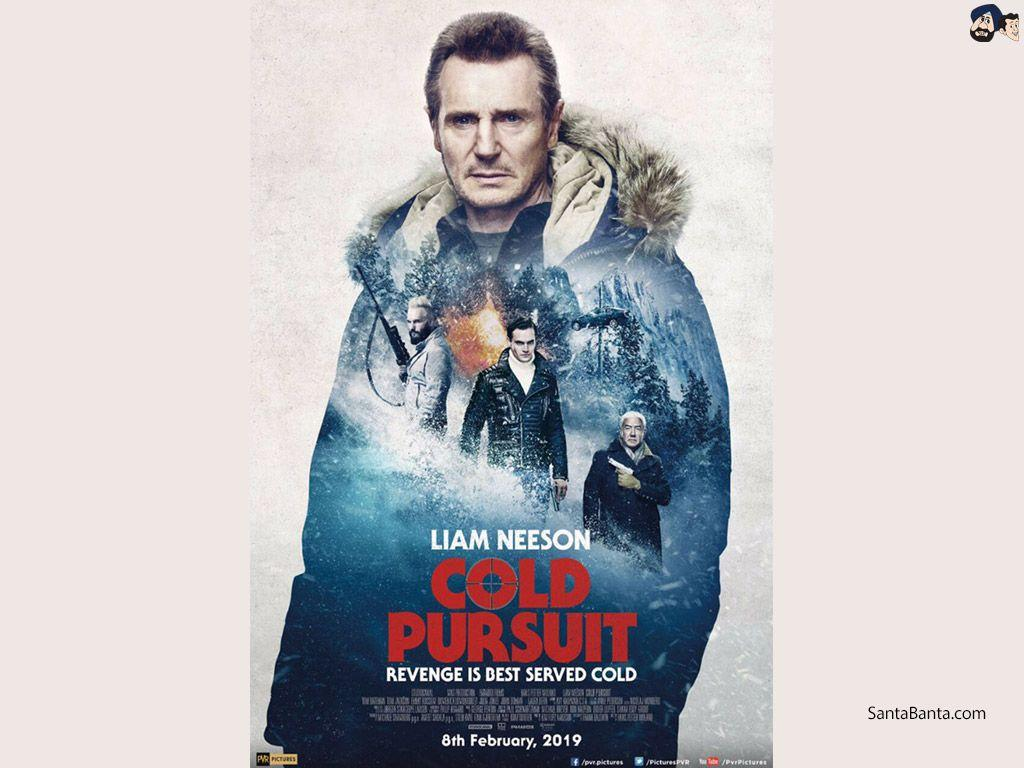 Movie Poster 2019: Cold Pursuit Wallpapers