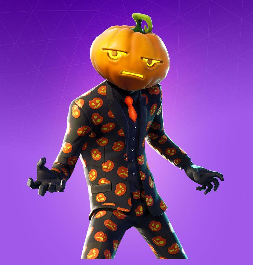 Fortnite Jack Gourdon Skin - Pro Game Guides