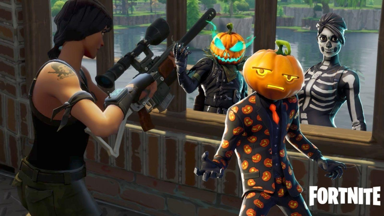 Names and rarities of leaked skins and cosmetics found in Fortnite's ...