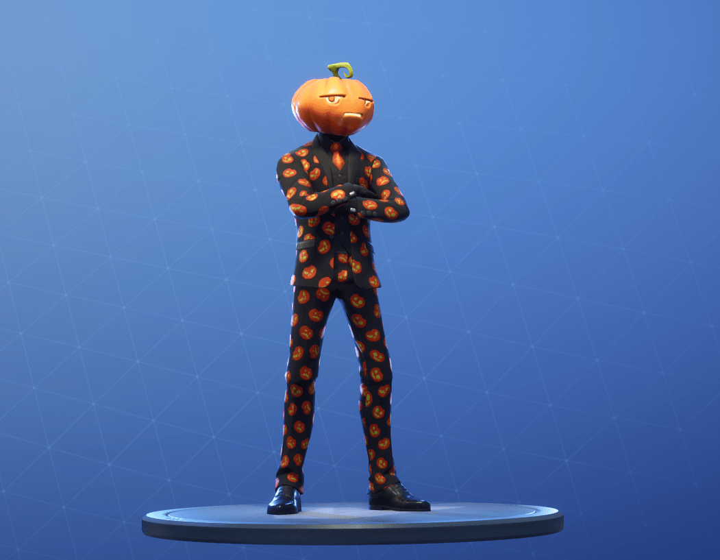 Fortnite Jack Gourdon | Outfits - Fortnite Skins
