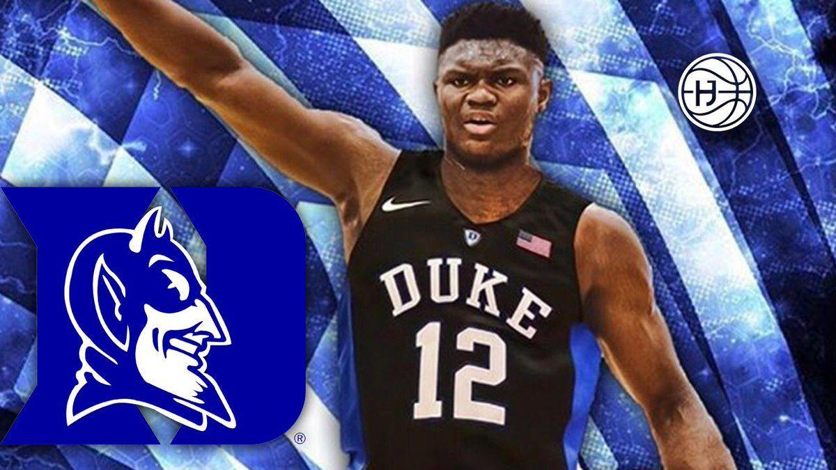Hoop Journey™ on Twitter: Zion Williamson Commits To Duke and Joins ...