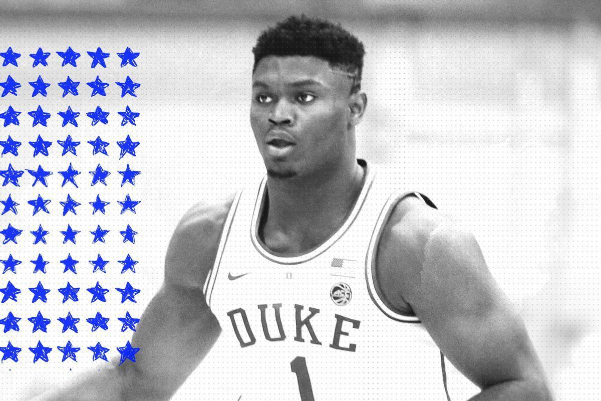 NBA mock draft 2019: Zion Williamson establishes himself as No. 1 to ...