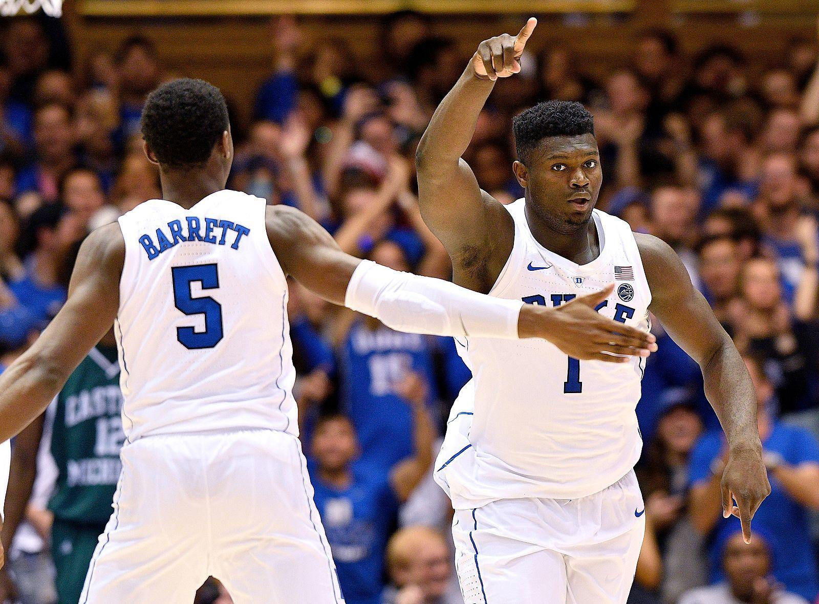 Duke Basketball: Blue Devils can set an ACC record with 'death lineup'