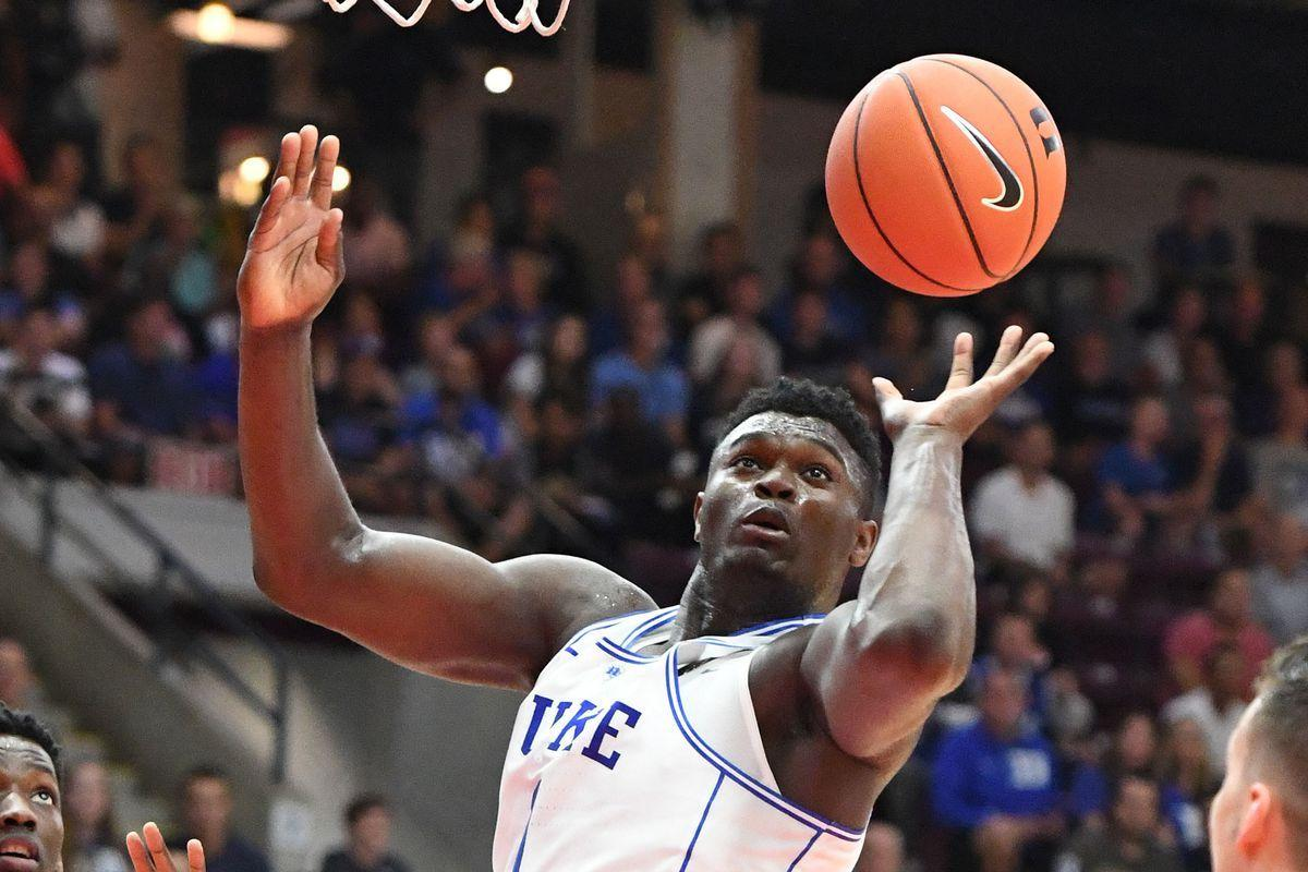 Zion Williamson Mentioned In The Adidas Trial - Duke Basketball Report