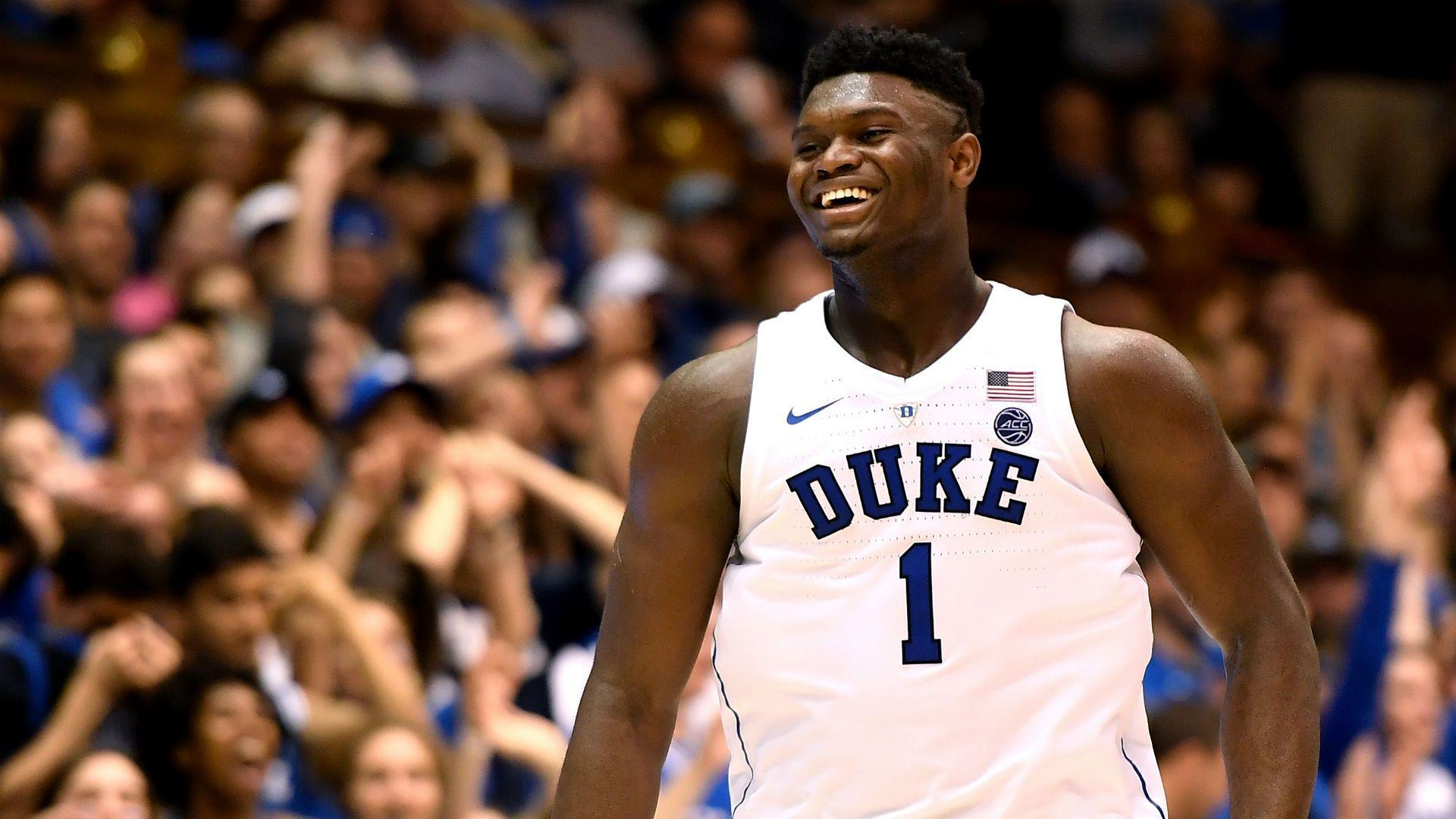 Zion Williamson ponders '41 games at the Garden'