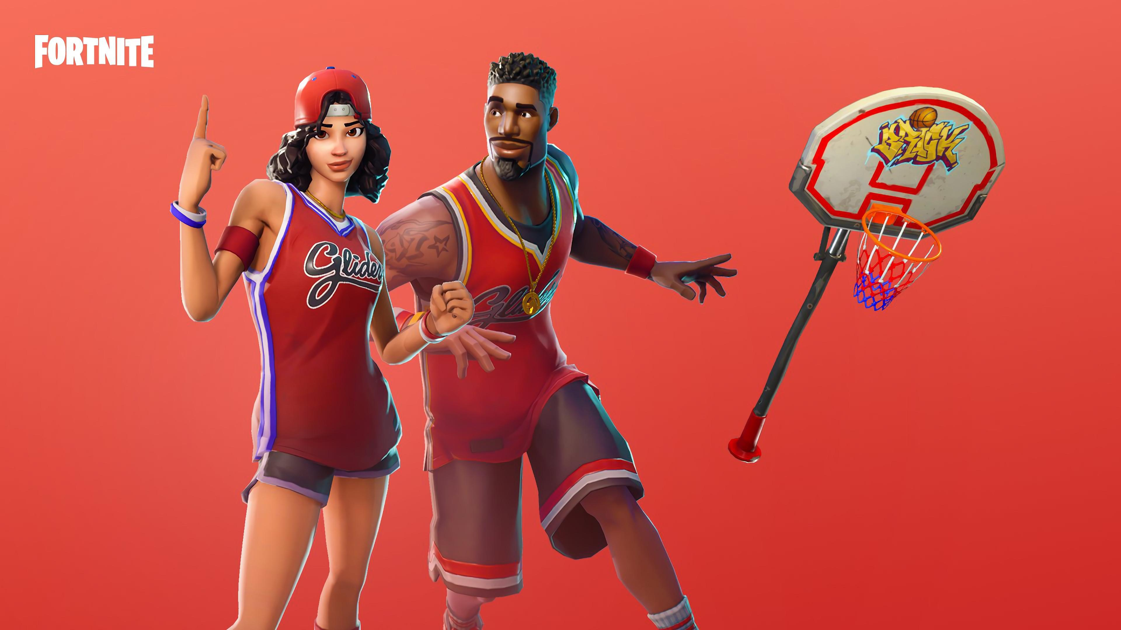 Jumpshot 4K 8K HD Fortnite Battle Royale Wallpapers