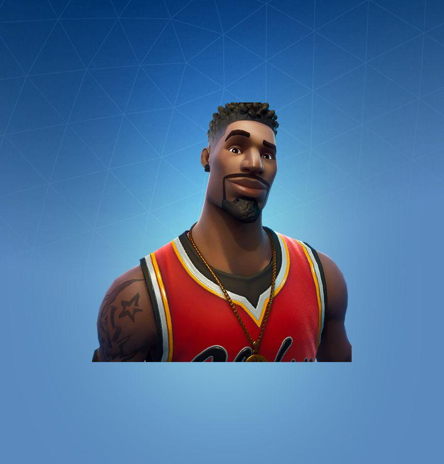 Fortnite Jumpshot Skin