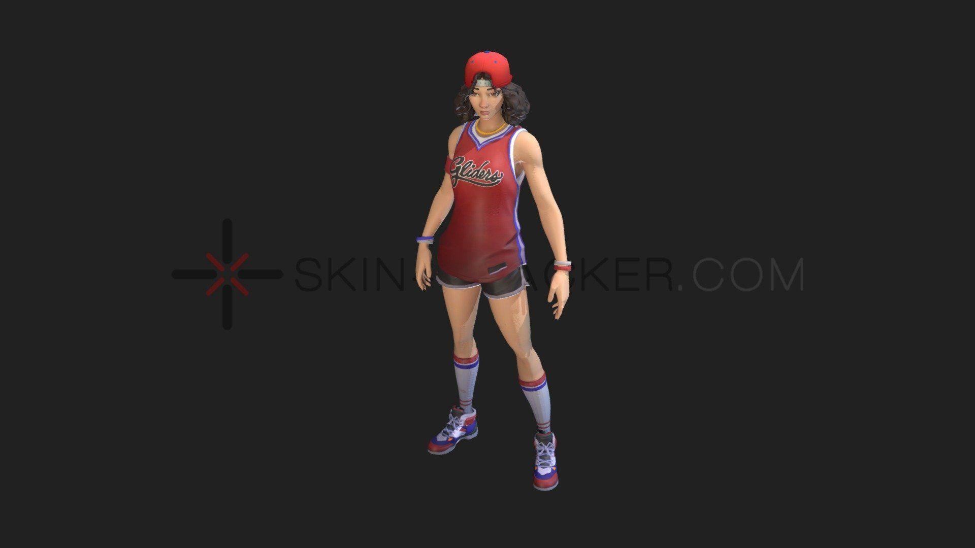 Fortnite - Triple Threat - 3D model by Skin-Tracker (@stairwave ...