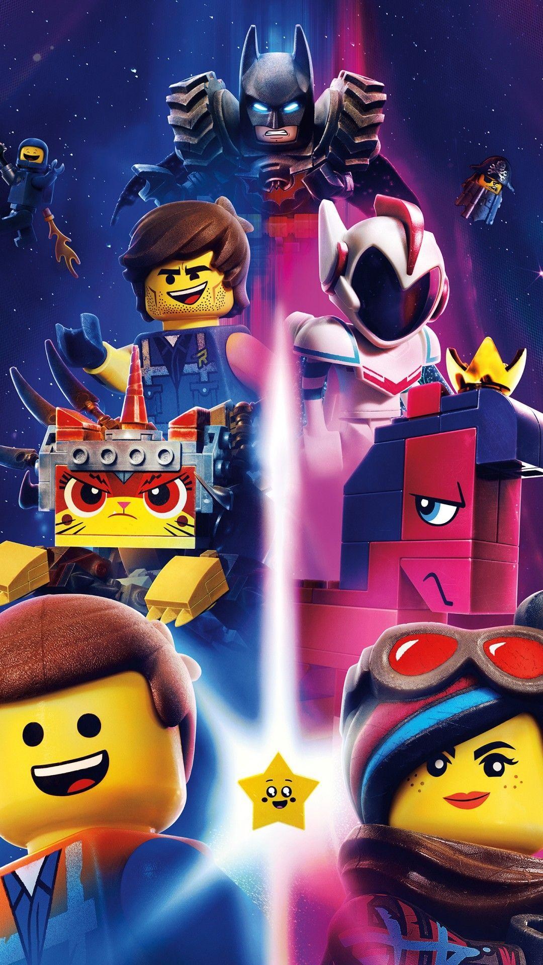 The Lego Movie 2 The Second Part Wallpapers Wallpaper Cave
