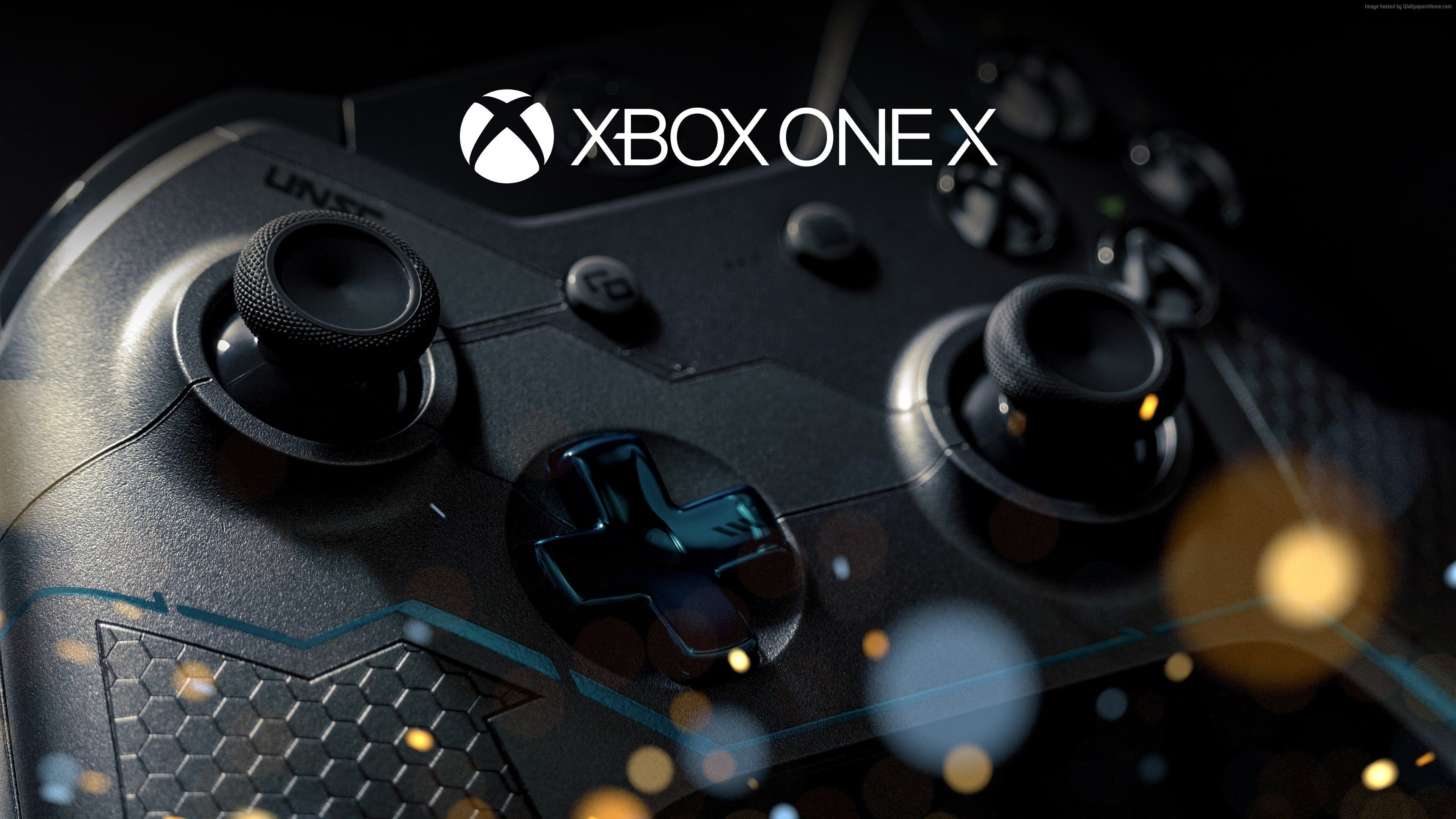 Xbox One X Controller, HD Computer, 4k Wallpapers, Image