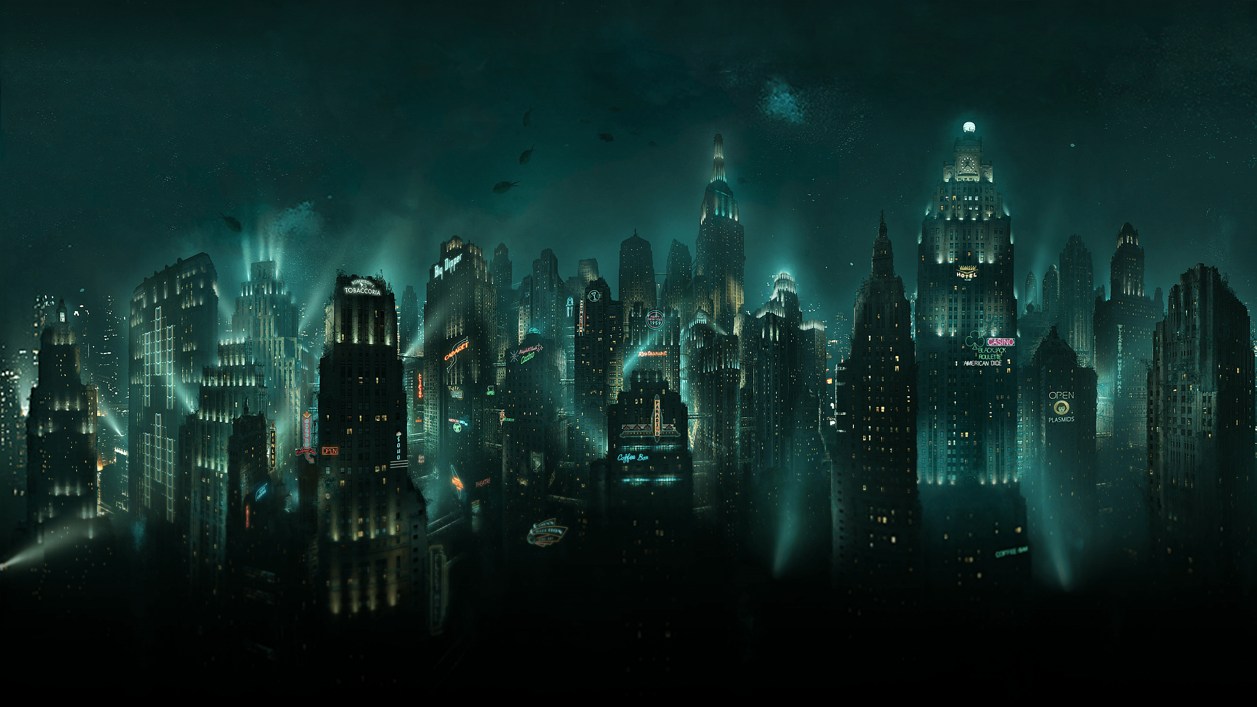 Cool Xbox One Backgrounds