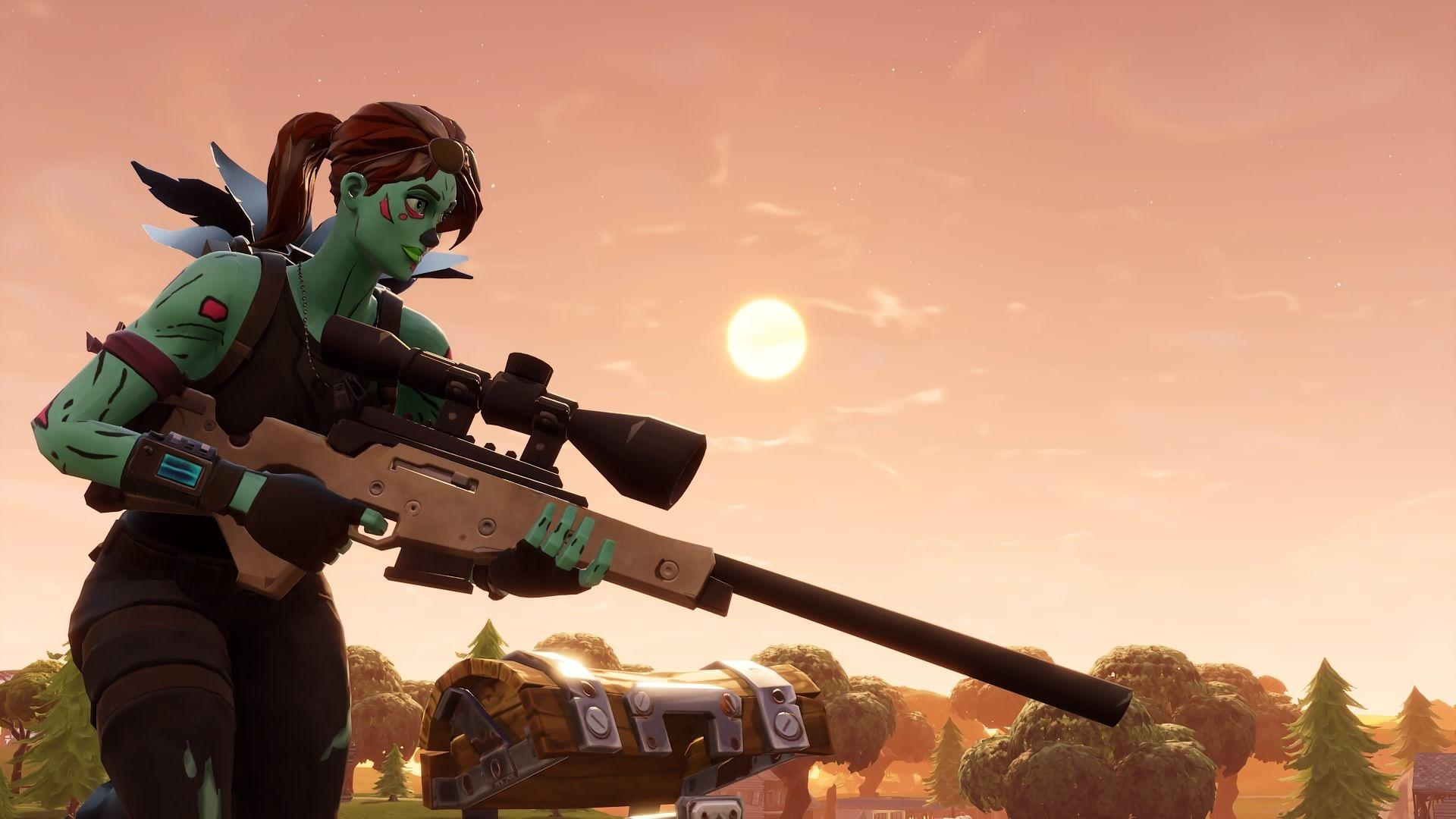 1920x1080 HD Wallpapers of Ghoul Trooper Fortnite Battle Royale