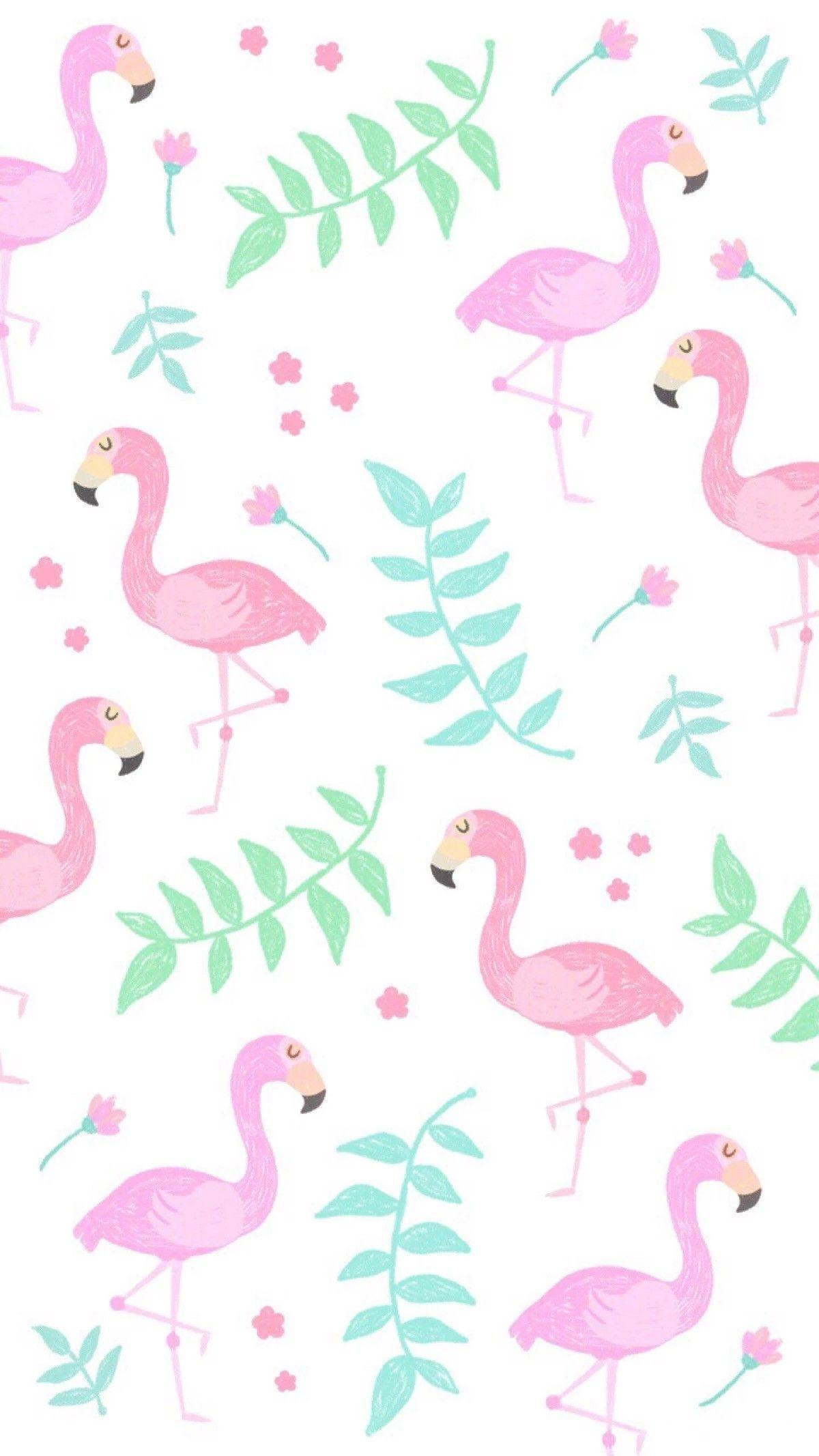 Pinterest Flamingo