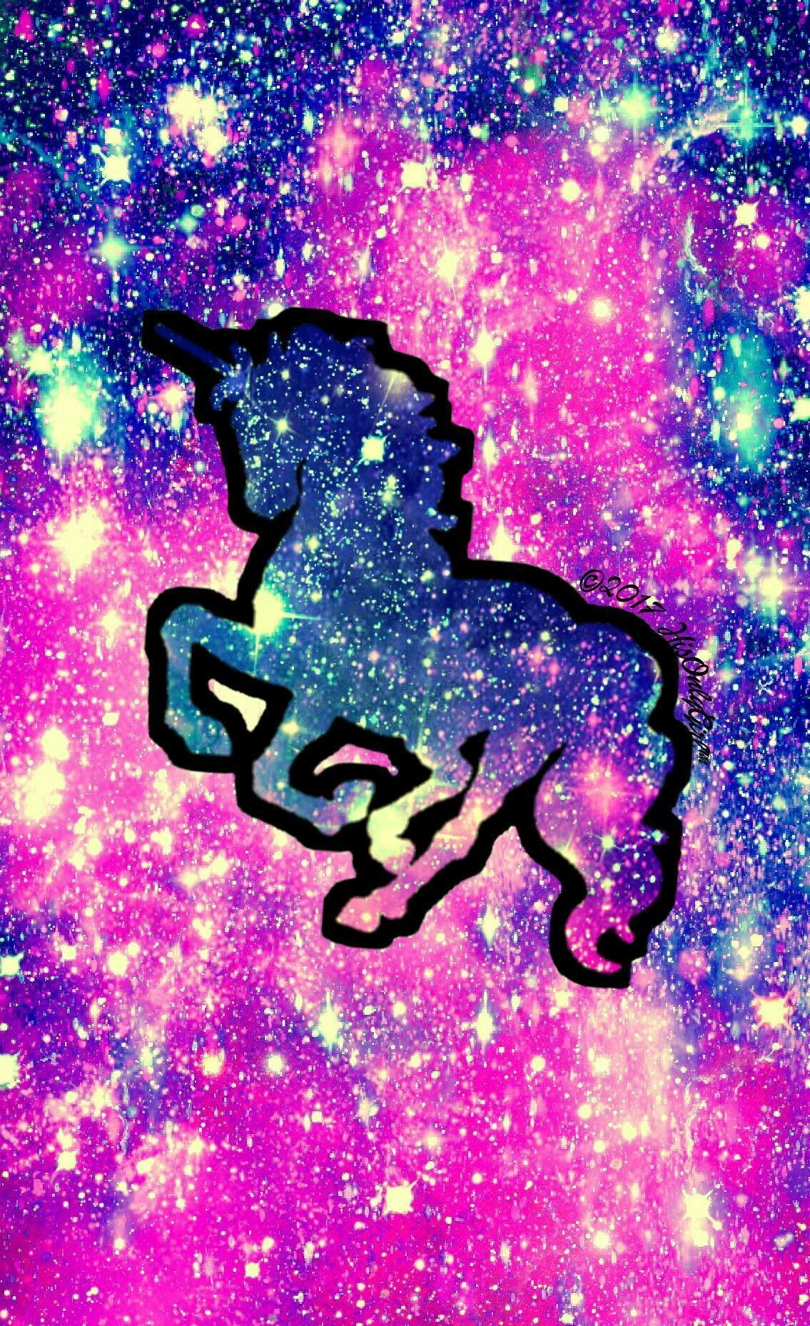 Galaxy Unicorn Wallpapers - Wallpaper Cave