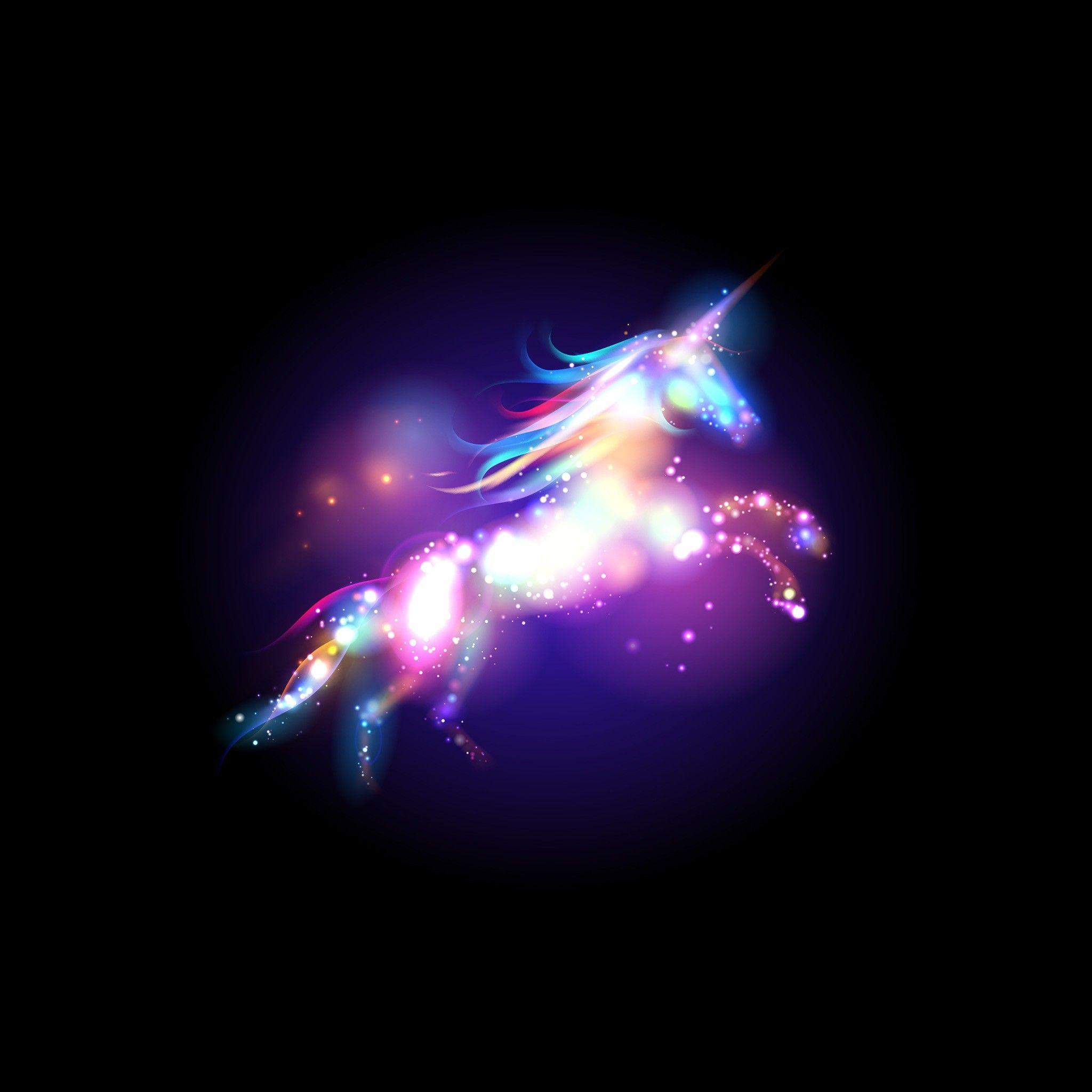 Galaxy Unicorn Wallpapers Wallpaper Cave