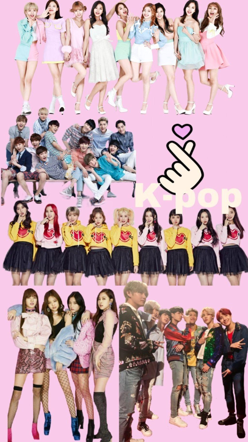 Wow 17 Wallpaper Bts Blackpink Richa Wallpaper