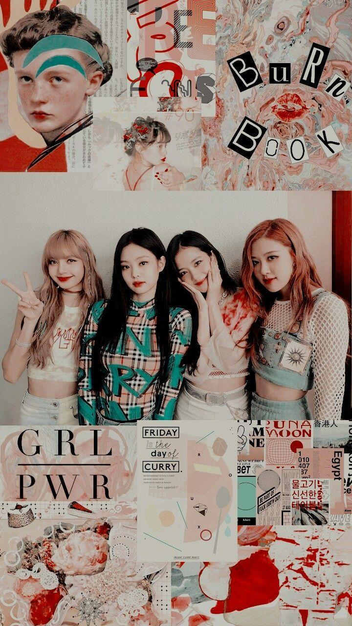 bts and blackpink wallpapers