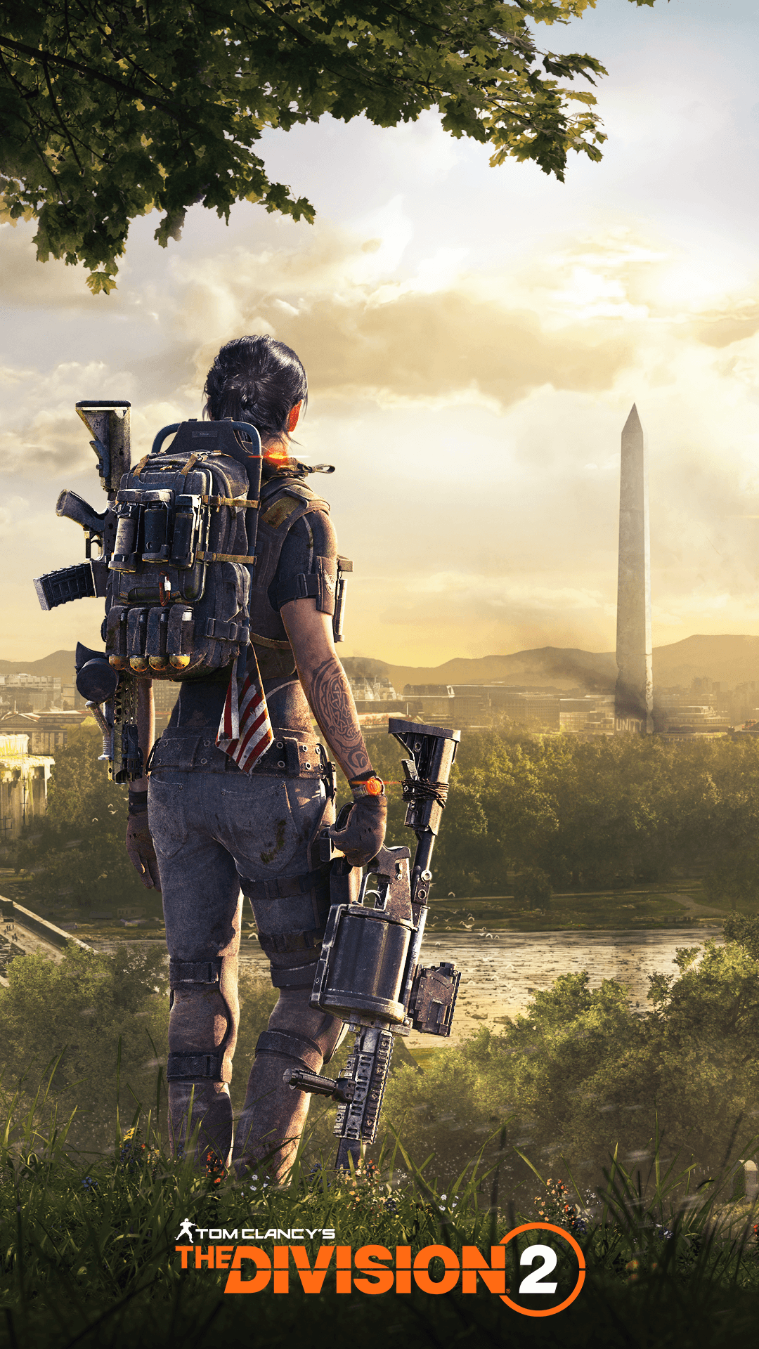 Tom Clancy's The Division 2 Wallpapers - Wallpaper Cave