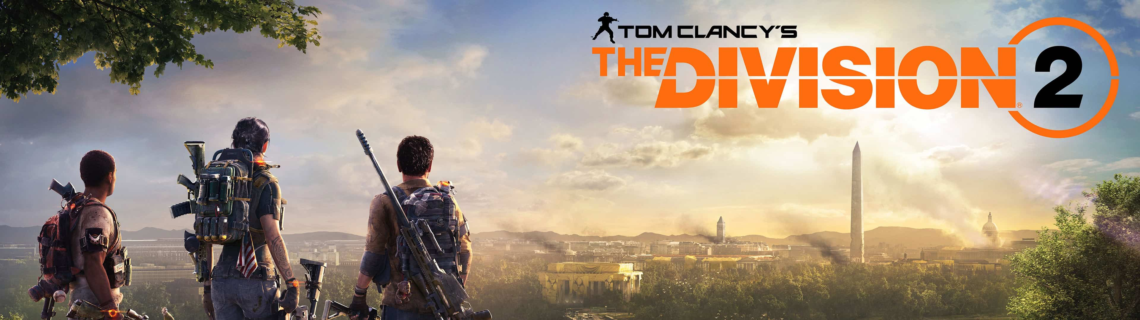 Tom Clancy S The Division 2 4k Wallpapers Wallpaper Cave