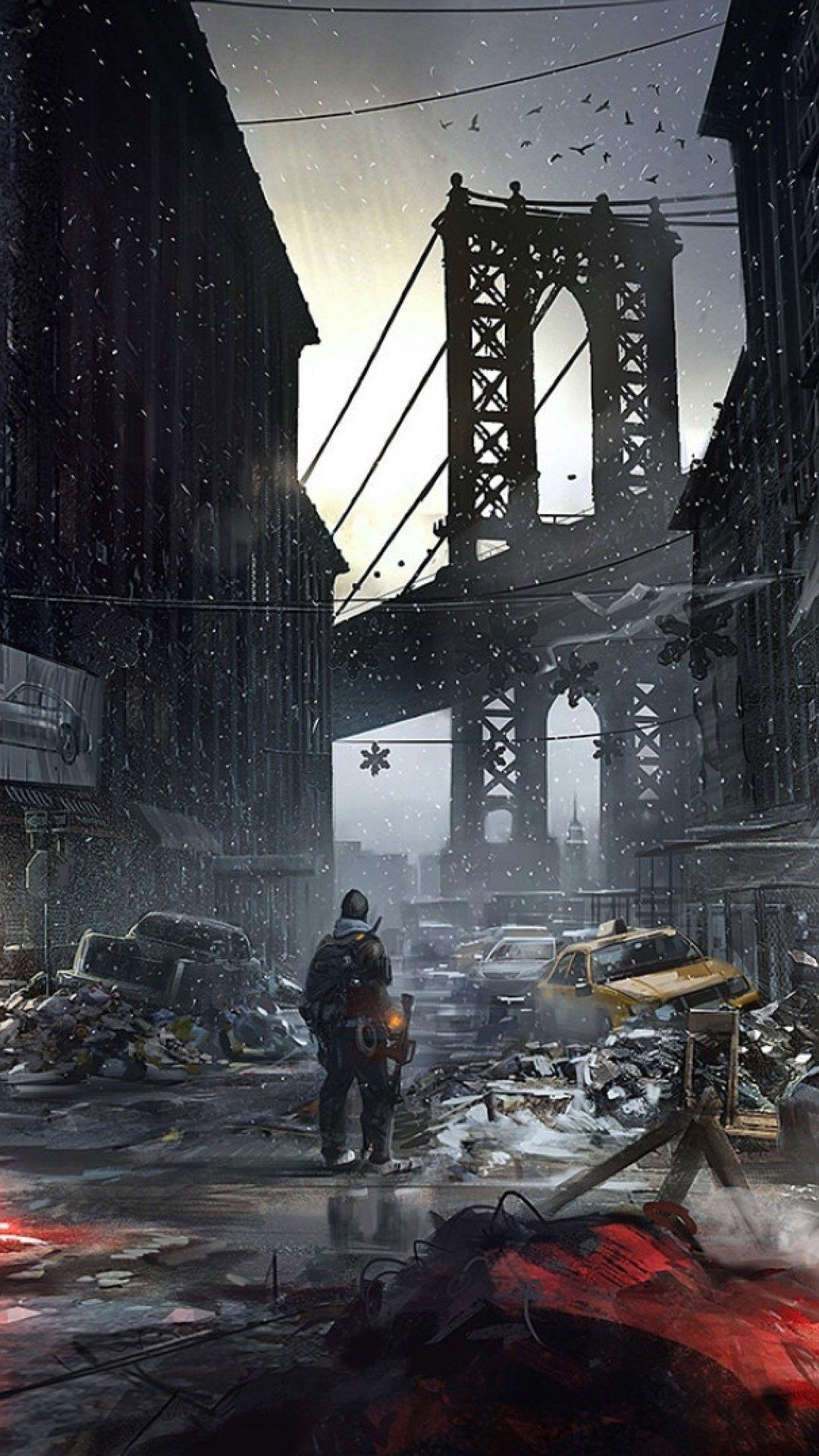 Tom Clancy S The Division 2 Wallpapers Wallpaper Cave