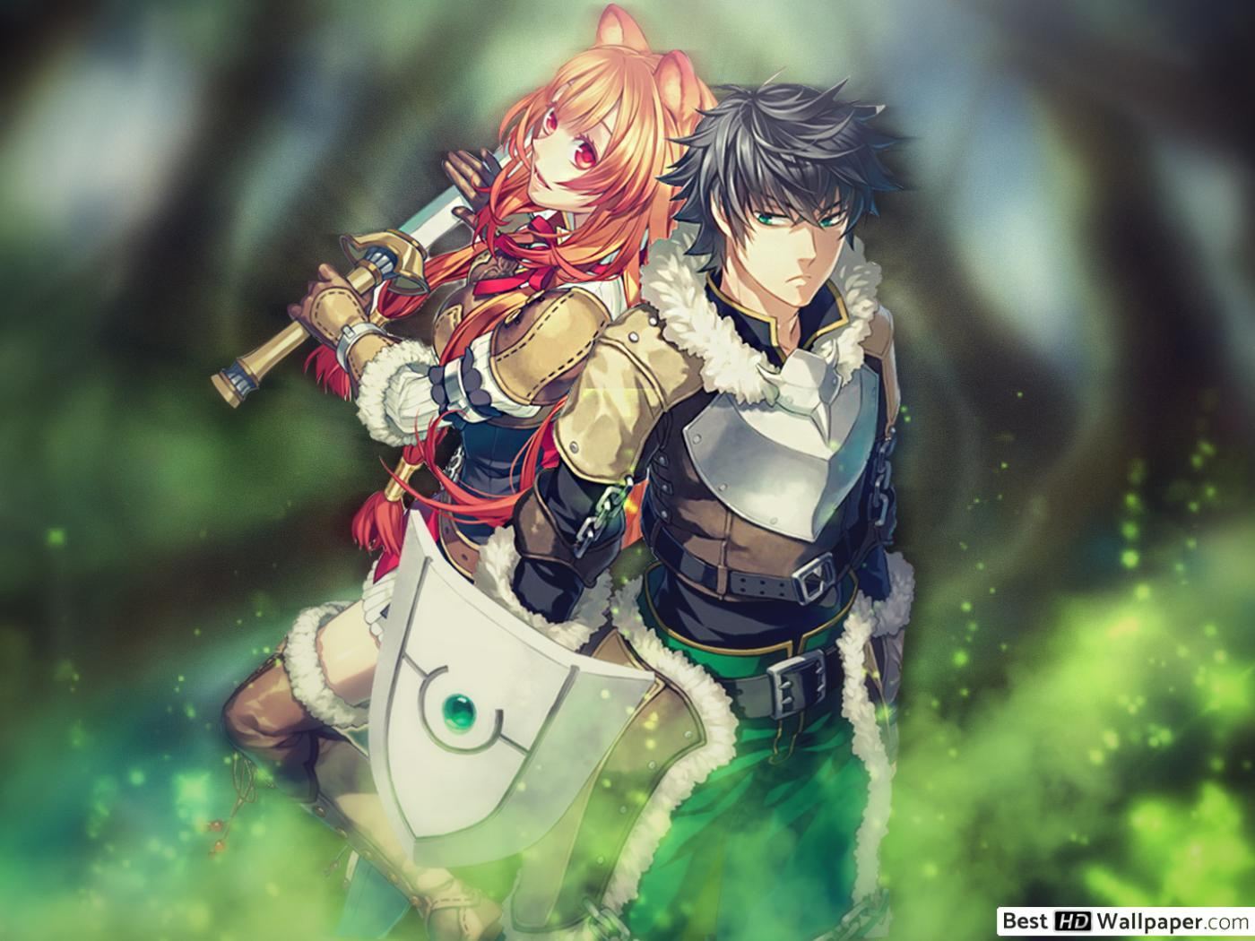 The Rising Of The Shield Hero Wallpapers Wallpaper Cave