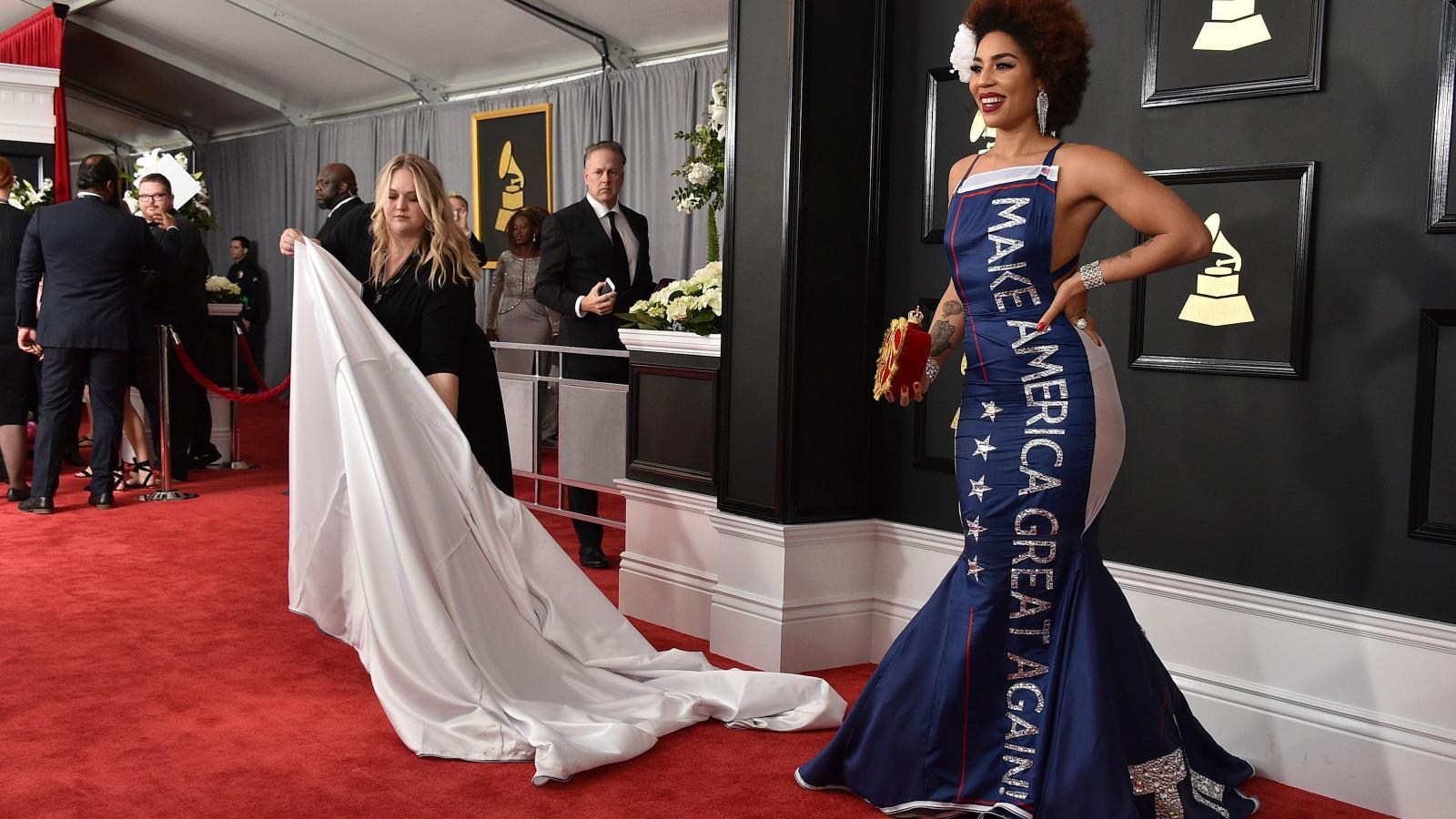 Who is Joy Villa? The singer who boosted her album sales by showing ...