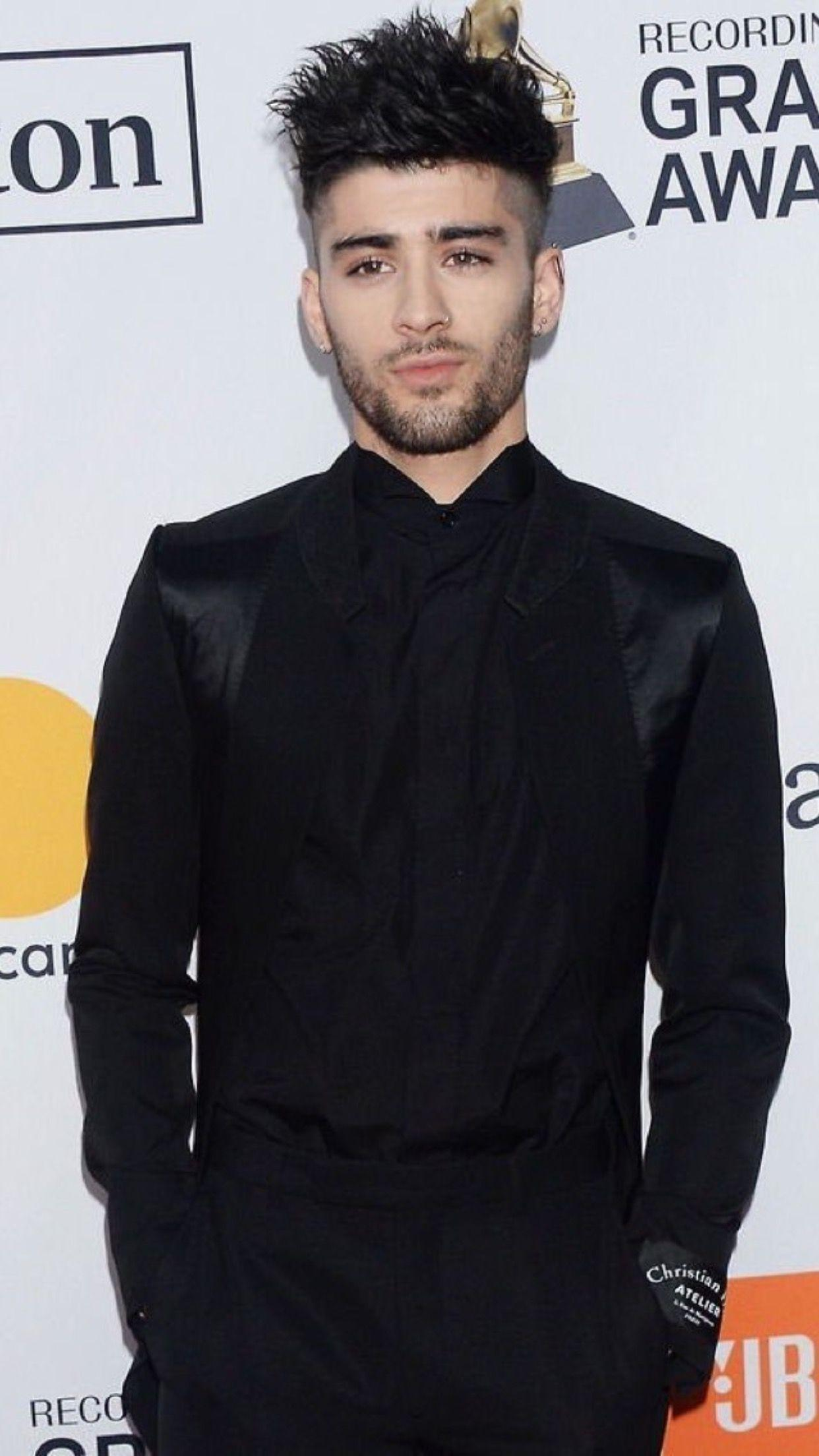 Zayn Malik Lockscreen/Wallpaper/Fondo de Pantalla (Pre-Grammy Awards ...