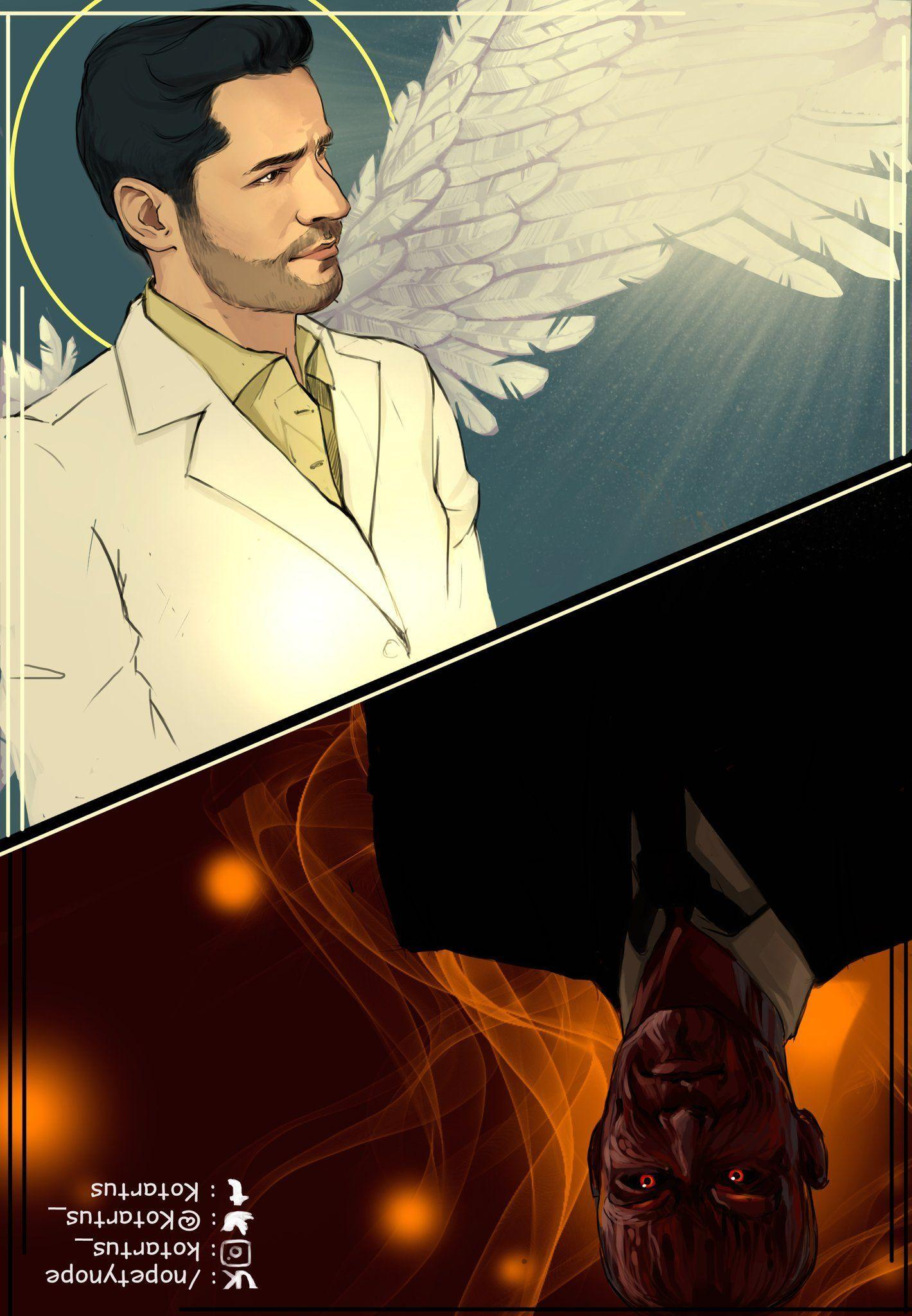 Pin by Jodie Chadwick on Lucifer | Pinterest | Tom ellis lucifer ...