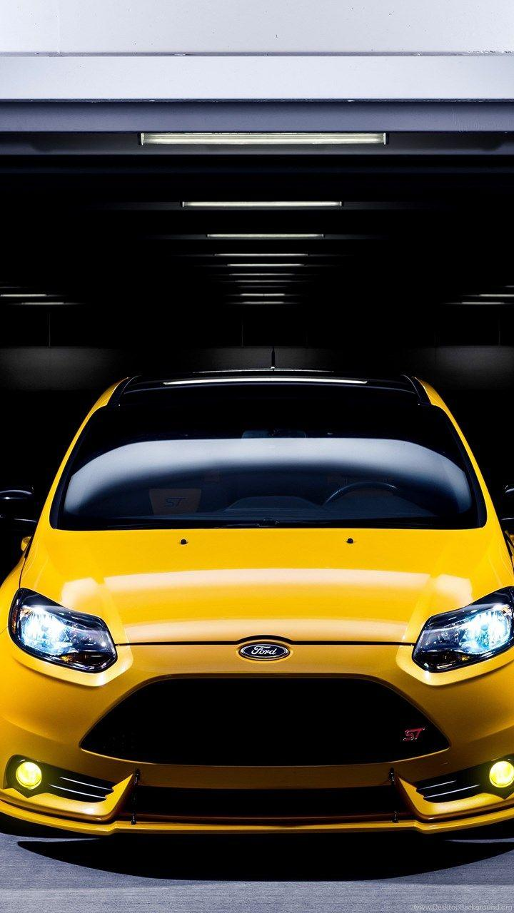 Ford Focus St iPhone Wallpapers Image Desktop Background