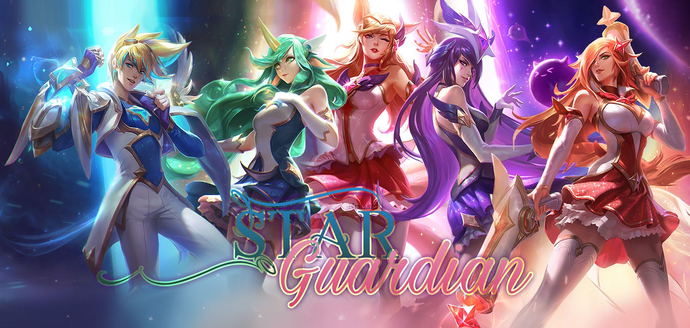 Star Guardian Wallpapers Wallpaper Cave
